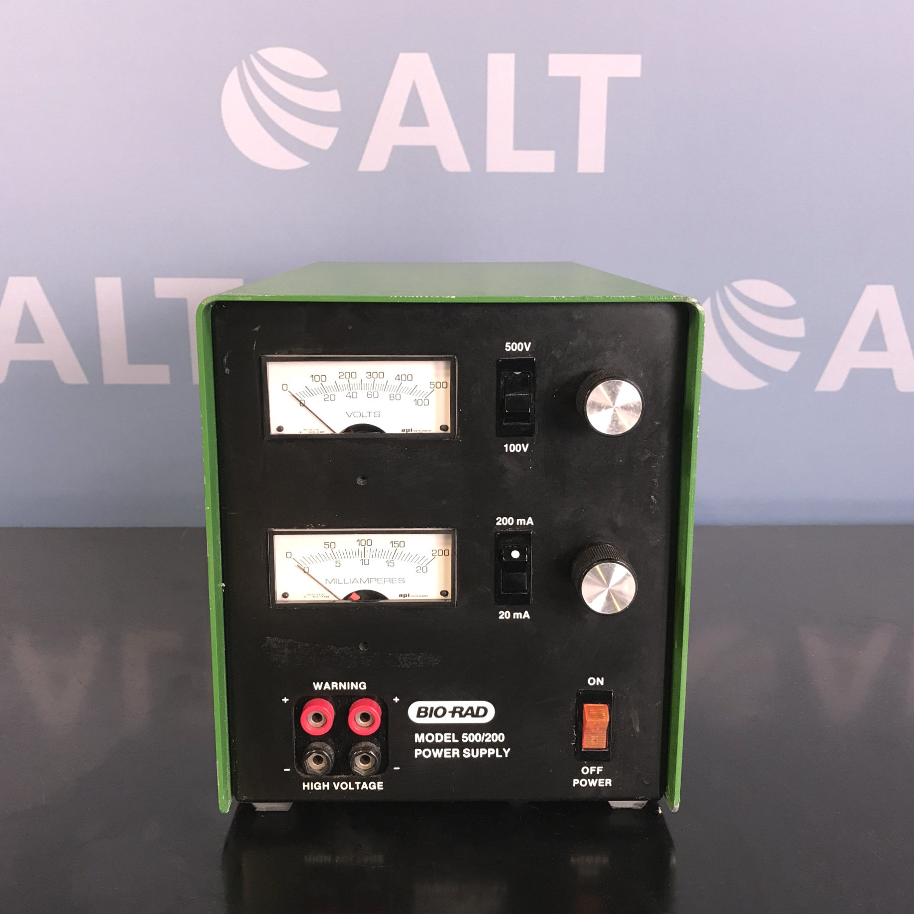 Bio-Rad Model 500/200 Electrophoresis Power Supply Image