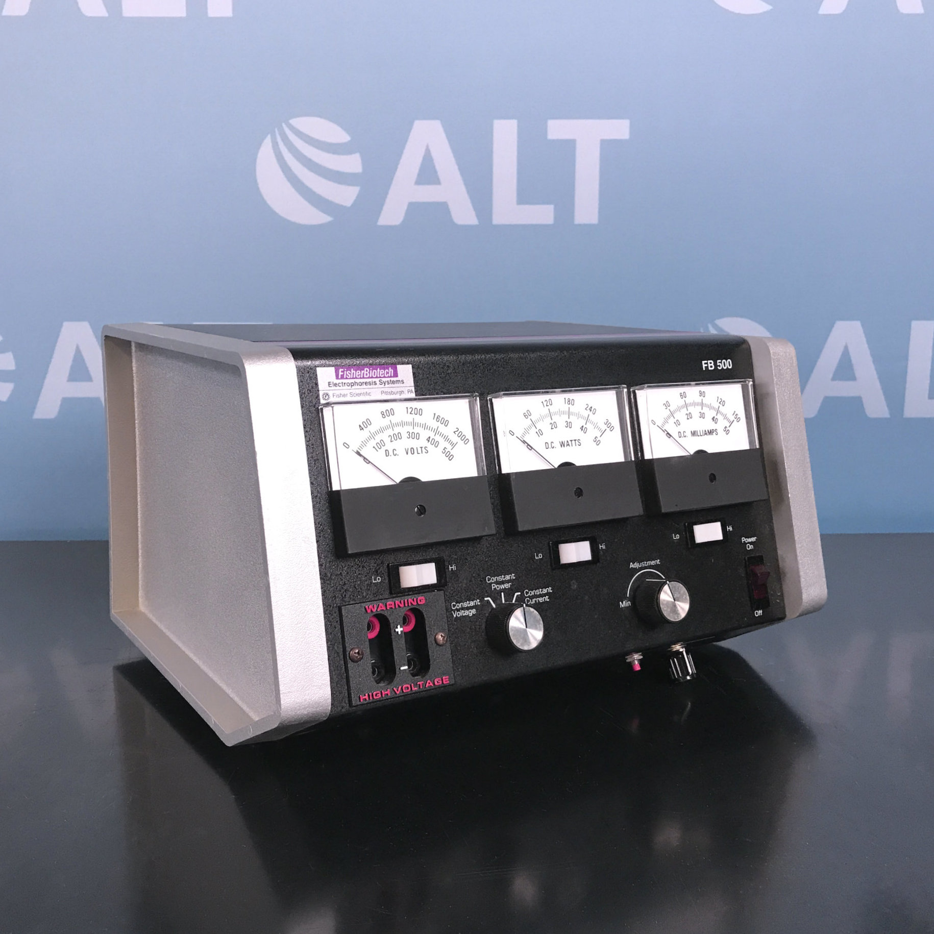 Fisher Biotech FB 500 Electrophoresis Power Supply Image