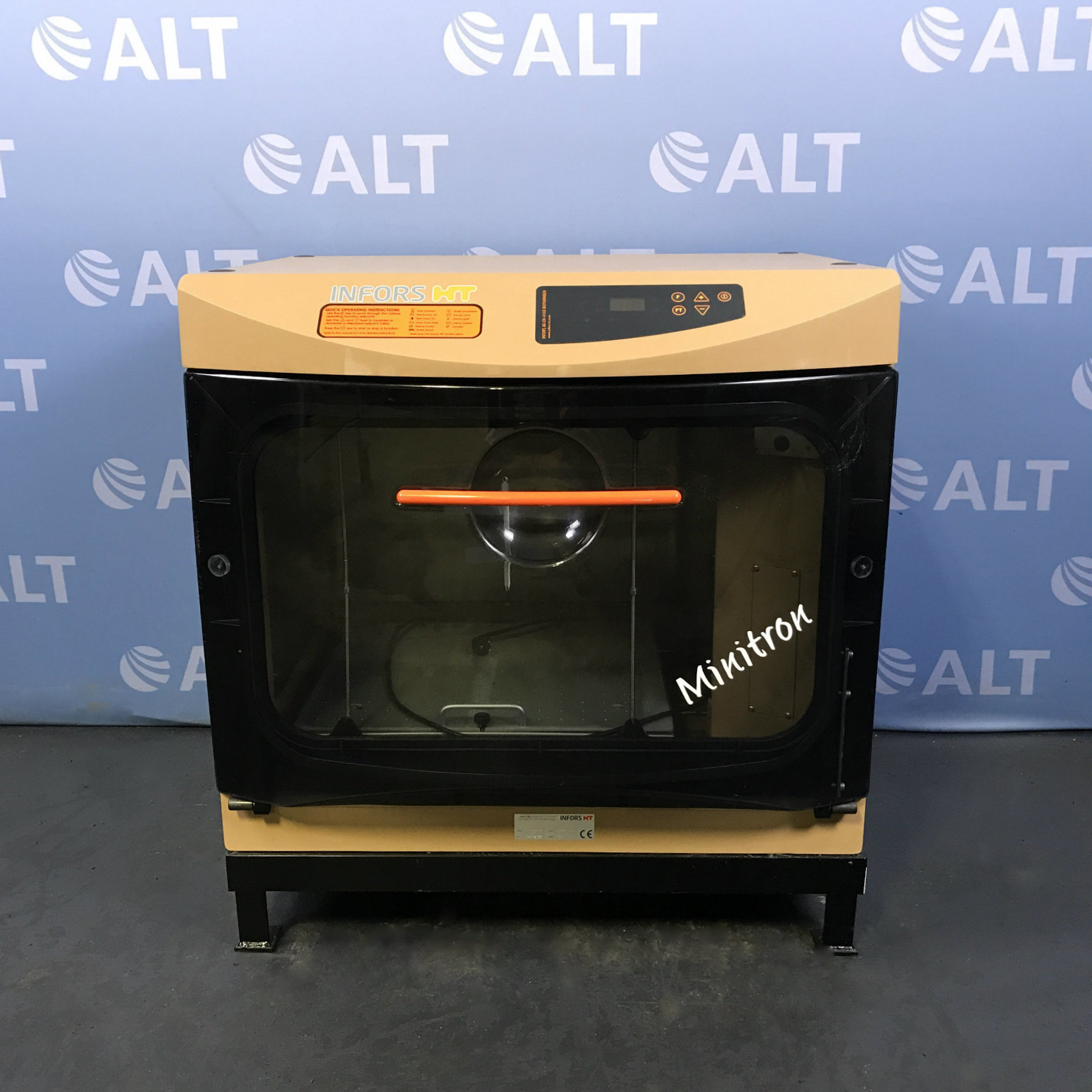 Infors HT Minitron Incubator Shaker Image