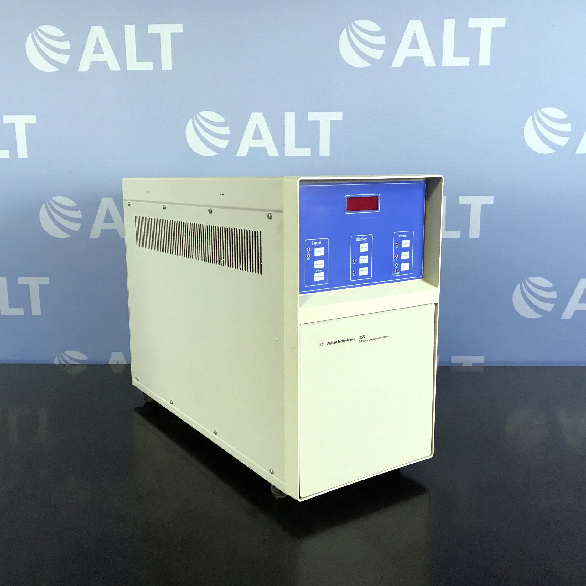 Agilent Technologies G6640A Nitrogen Chemiluminescence  Image