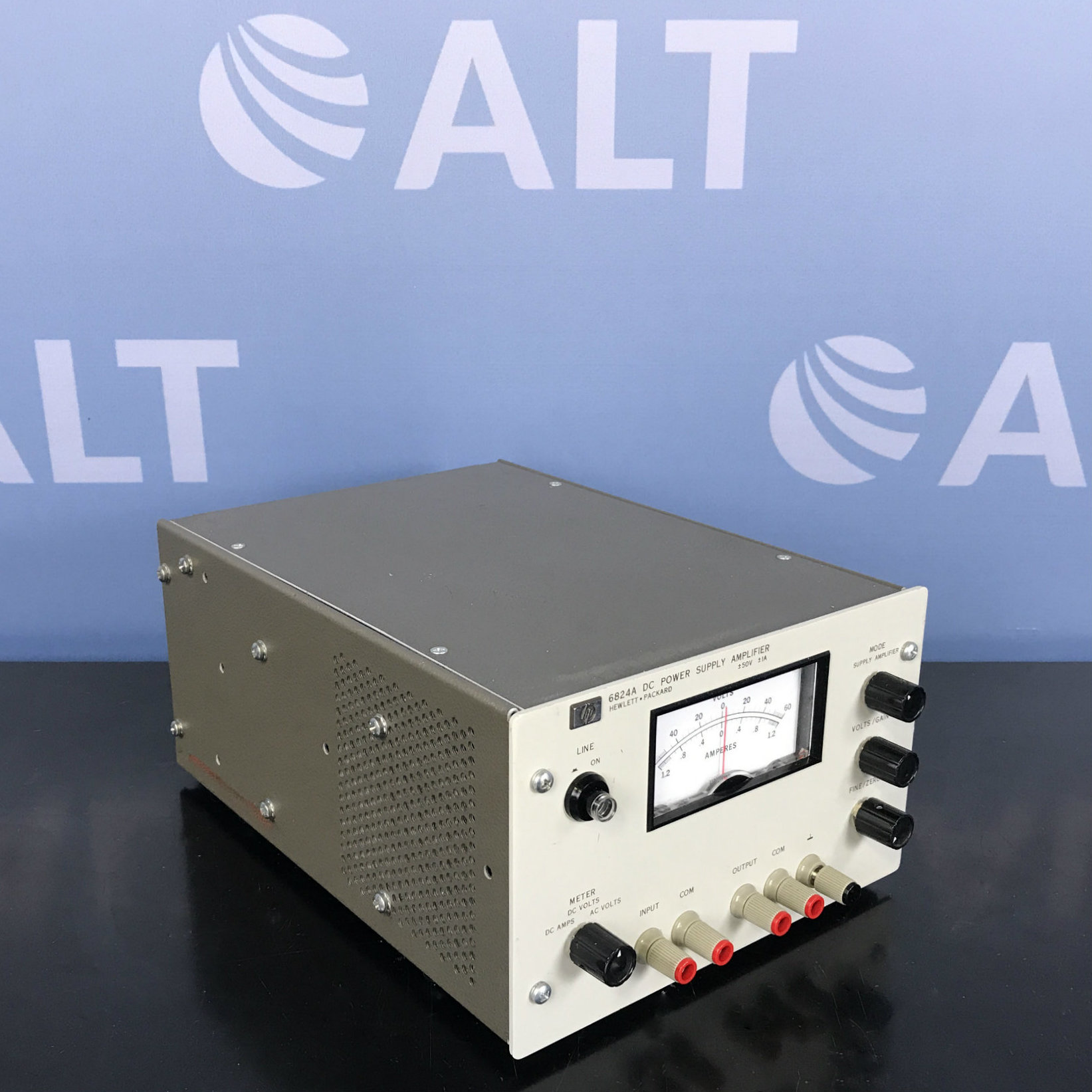 Hewlett Packard 6824A DC Tracking Power Supply Amplifier Image