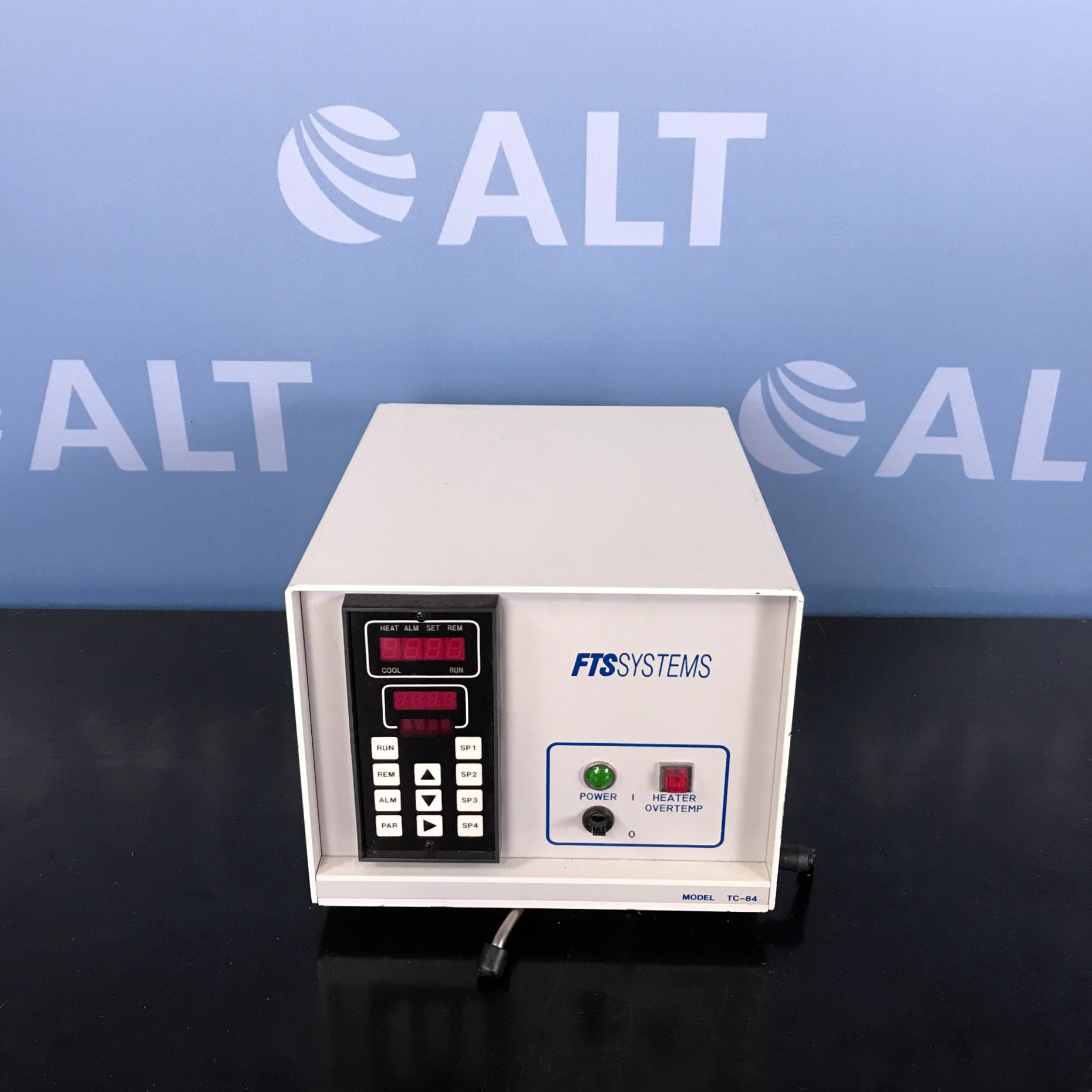 TC-84 Kinetics Air Jet Temperature Controller Name