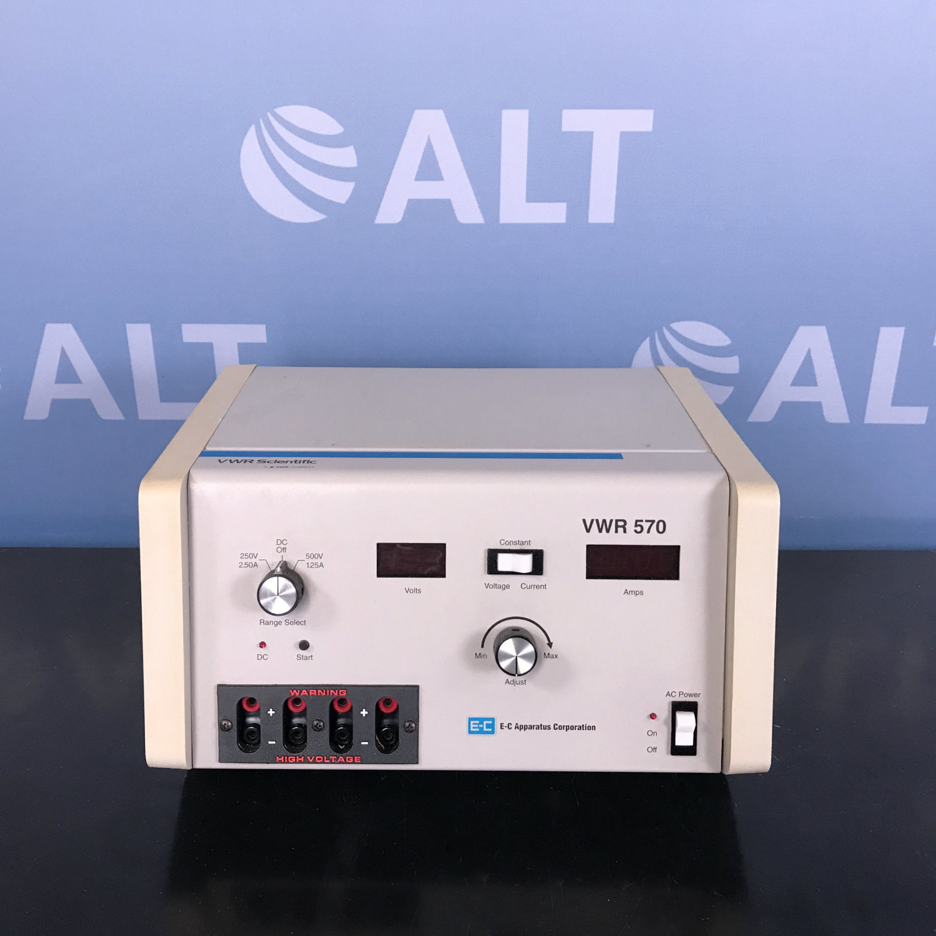 VWR Apparatus 570 Electrophoresis Power Supply Image