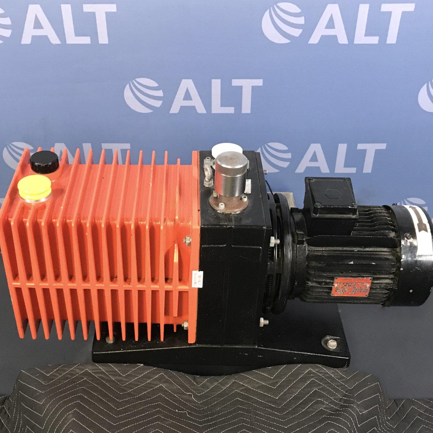 Alcatel 2063 Pascal Series Rotary Vane Vacuum Pump Image