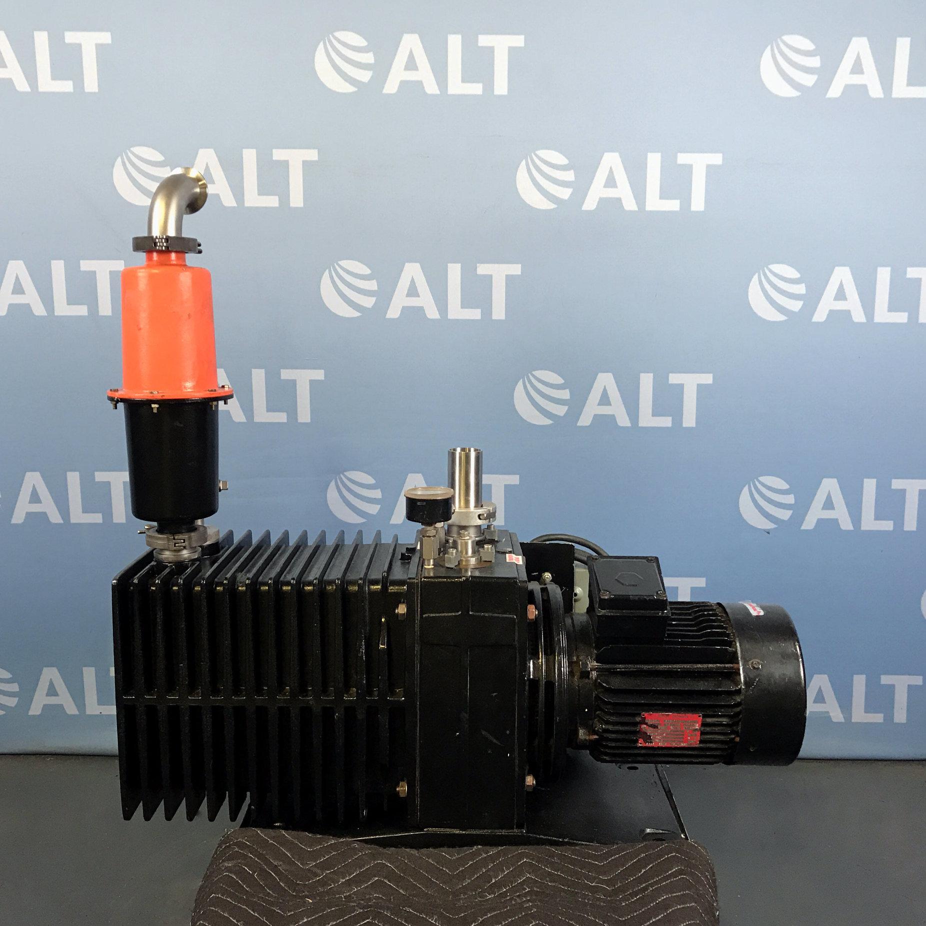 Alcatel 2063CP+ Pascal Series Rotary Vane Vacuum Pump Image