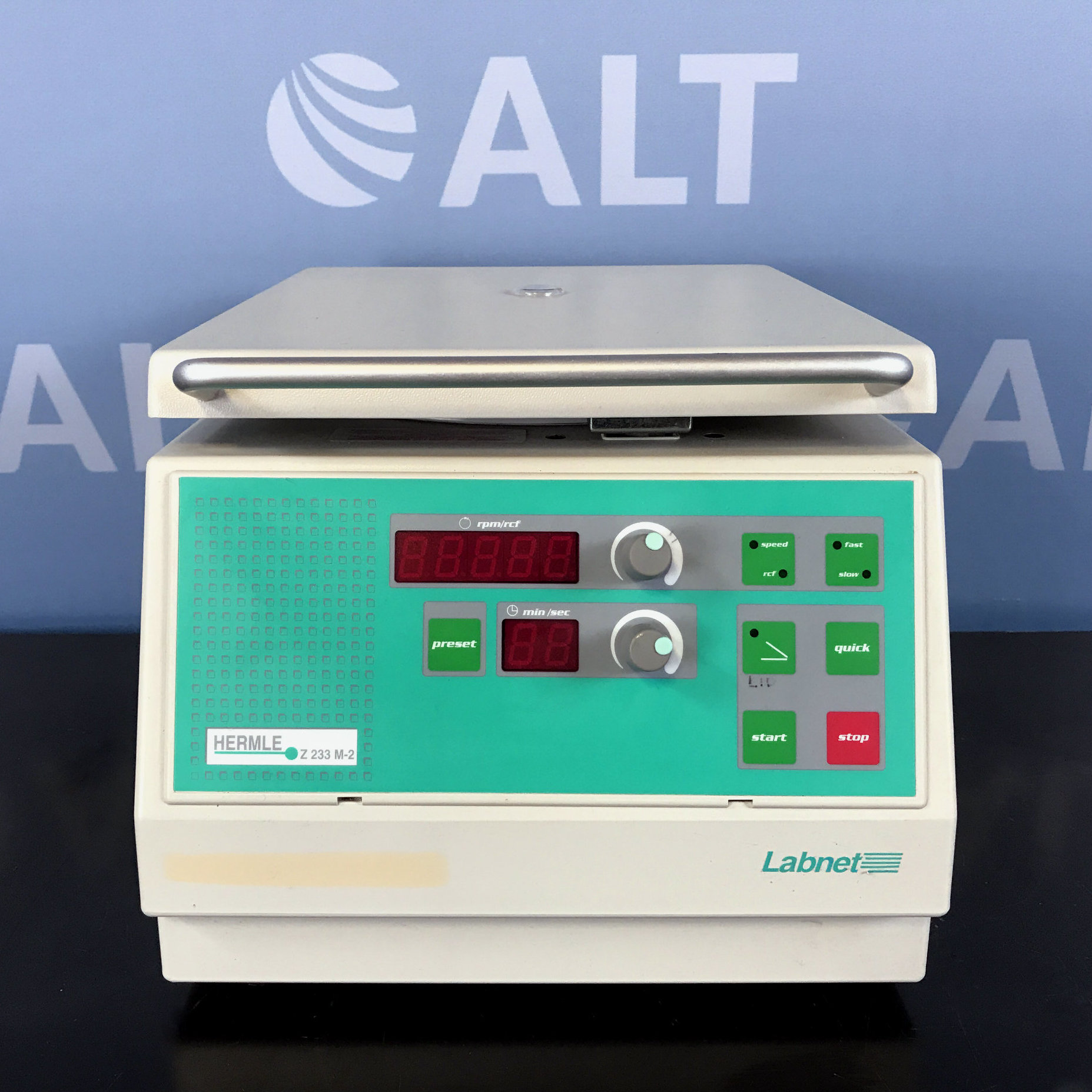 Labnet Z233 MK-2 High Performance Microcentrifuge Image