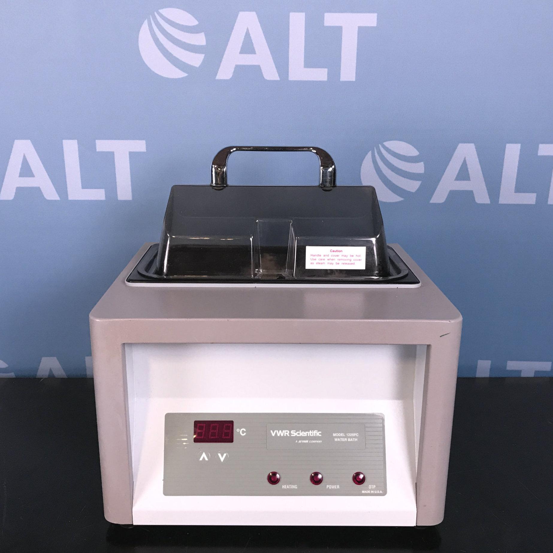 VWR Scientific Model 1225PC Digital Water Bath Image