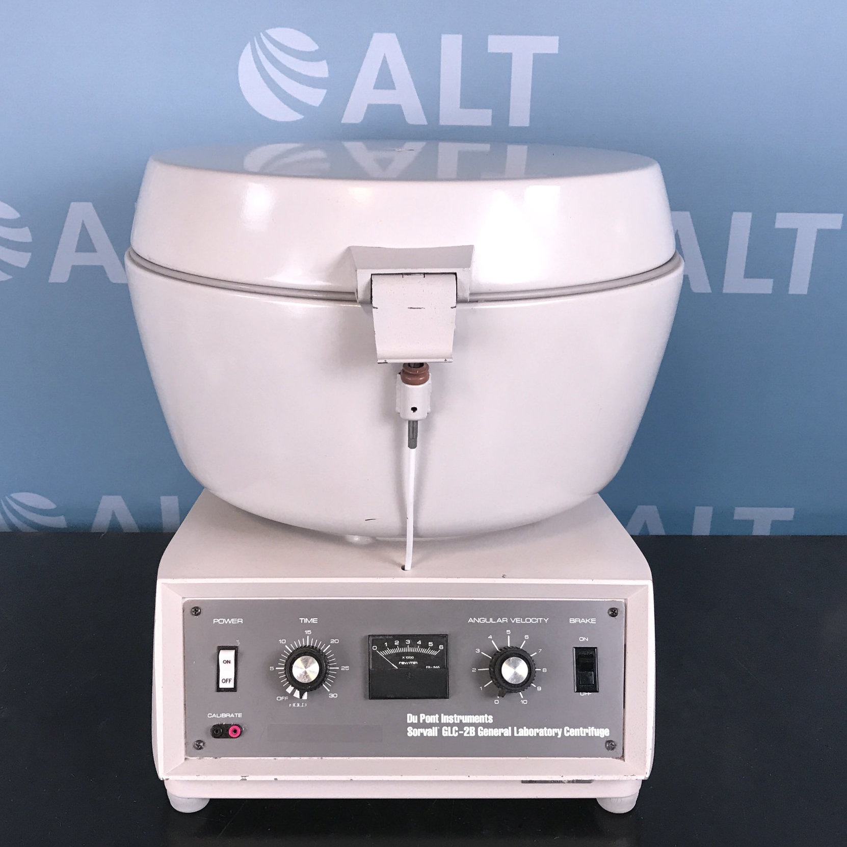 GLC-2B General Laboratory Centrifuge Name