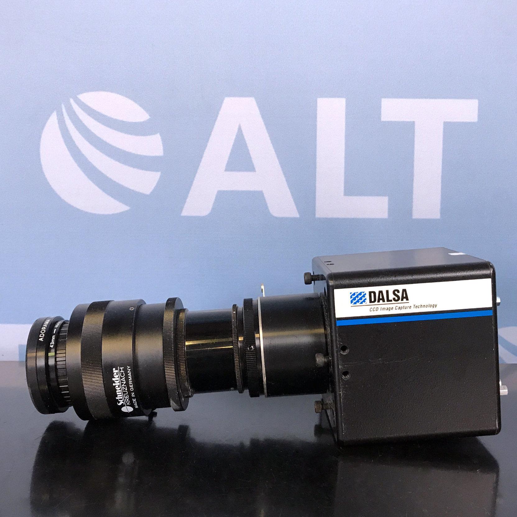 Dalsa Digital CCD Line Scan Camera Image