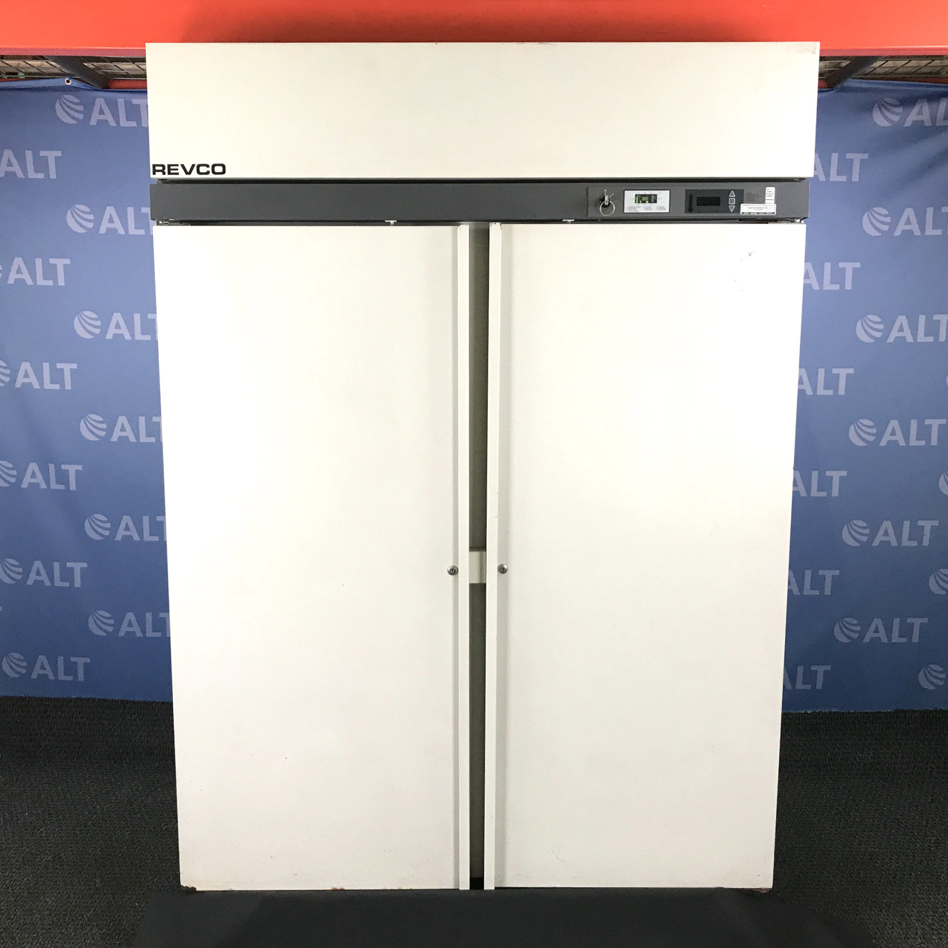 Revco ULT5030A18 Ultralow Temp Dual-Sided Lab Freezer Image