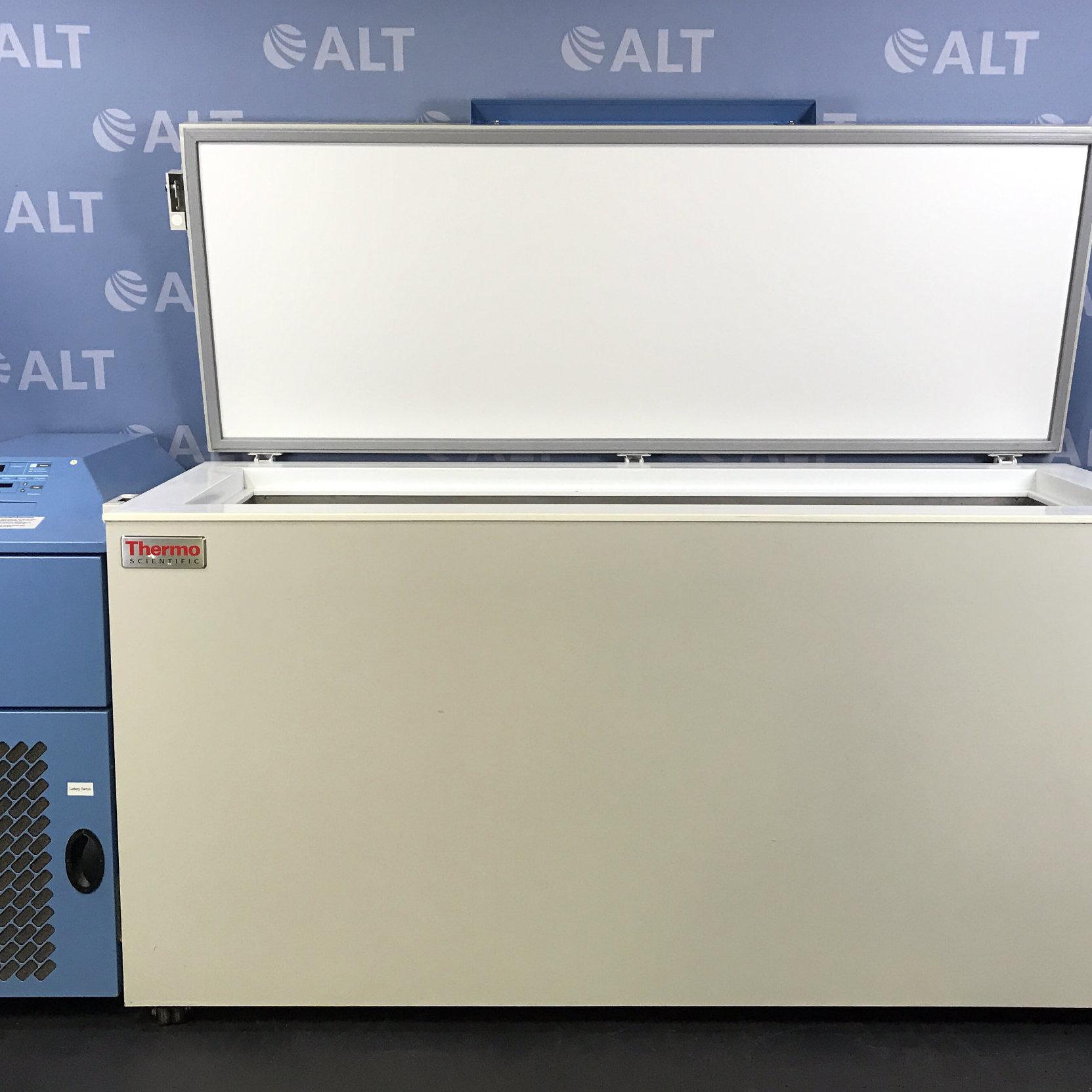 Thermo Scientific Model 5820 Ultra-Low Temperature Chest Freezer Image