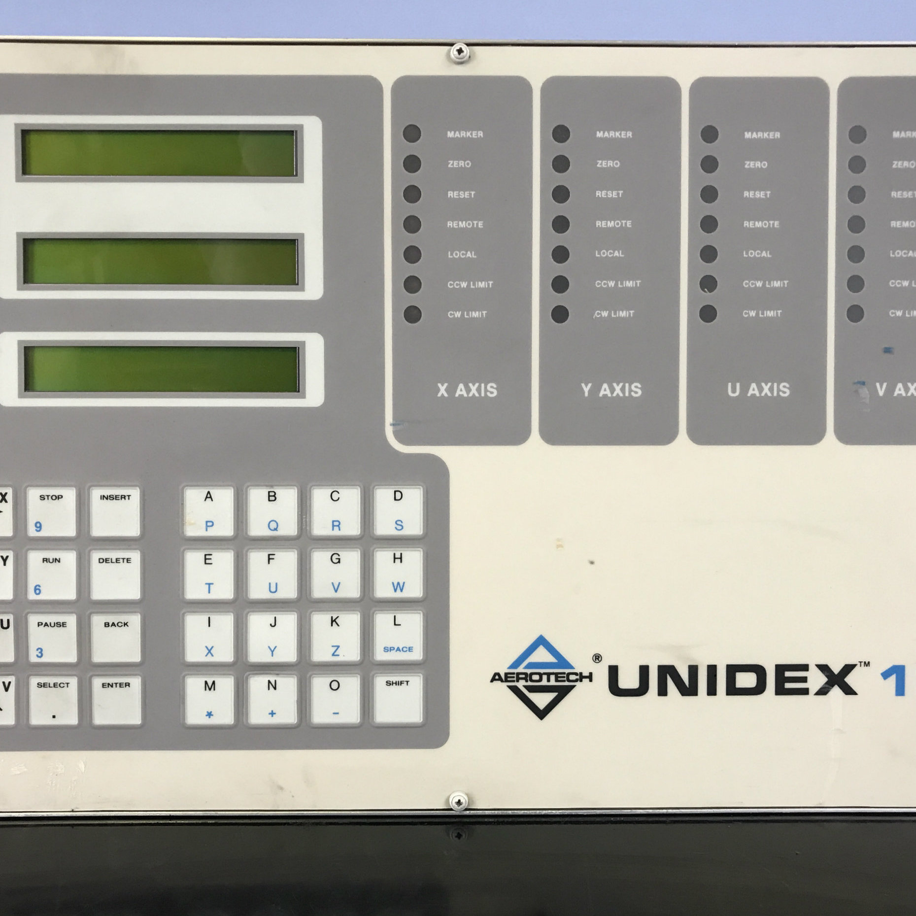 Aerotech U12R Unidex 12 2-Axis Motion Controller Image