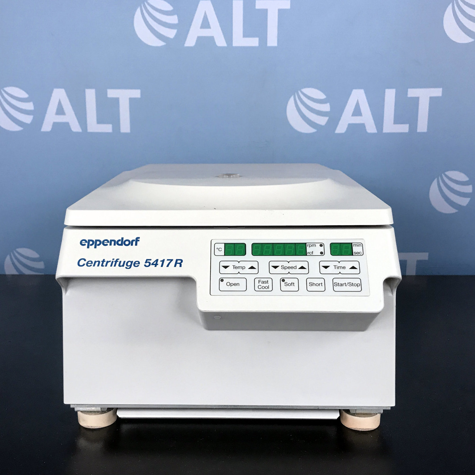 5417R Refrigerated Benchtop Centrifuge Name
