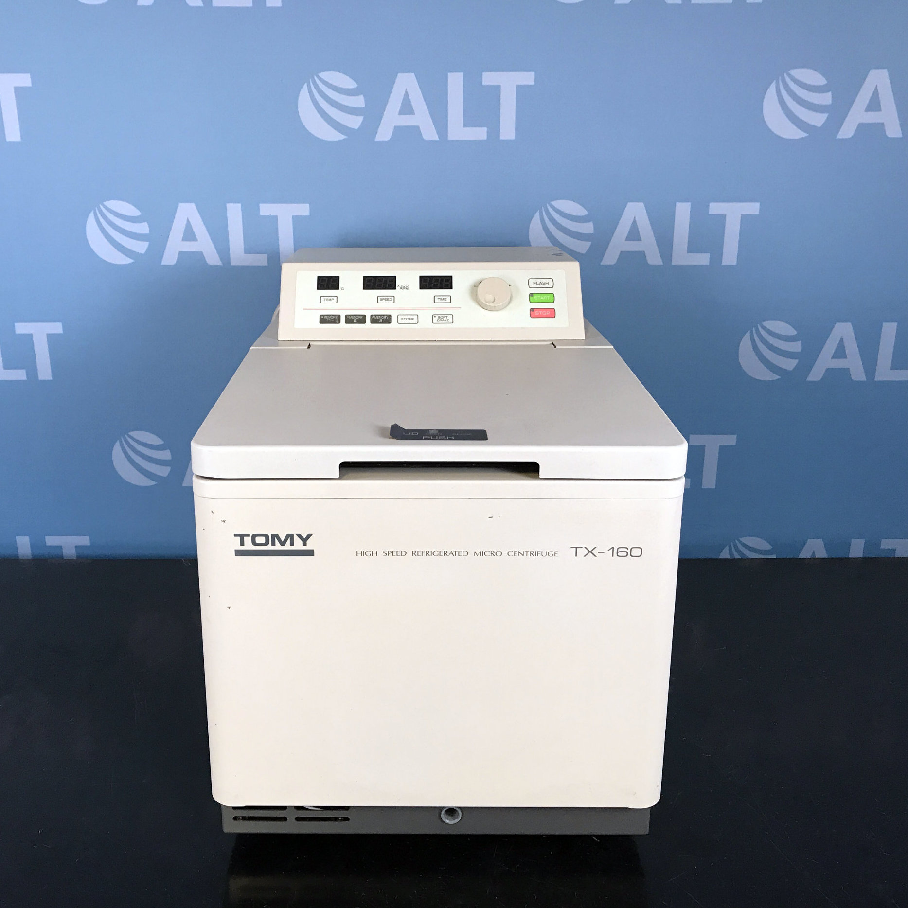 TX-160 High Speed Refrigerated Micro Centrifuge Name