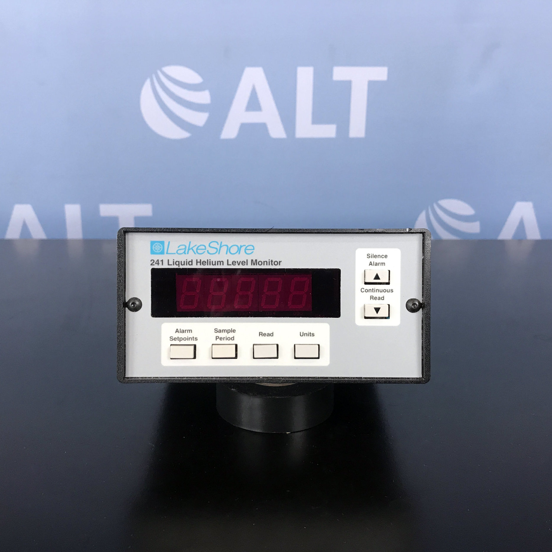 LakeShore Cryotronics Liquid Helium Level Monitor Model 241 Image