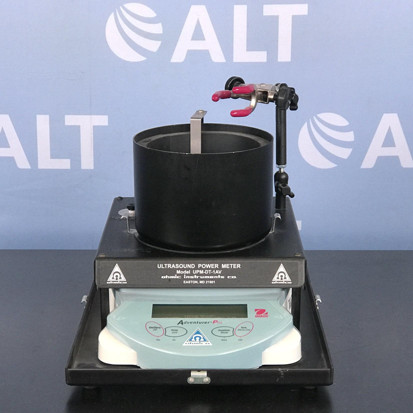 Ohmic Instruments Inc. UPM-DT-1AV Ultrasound Power Meter Image