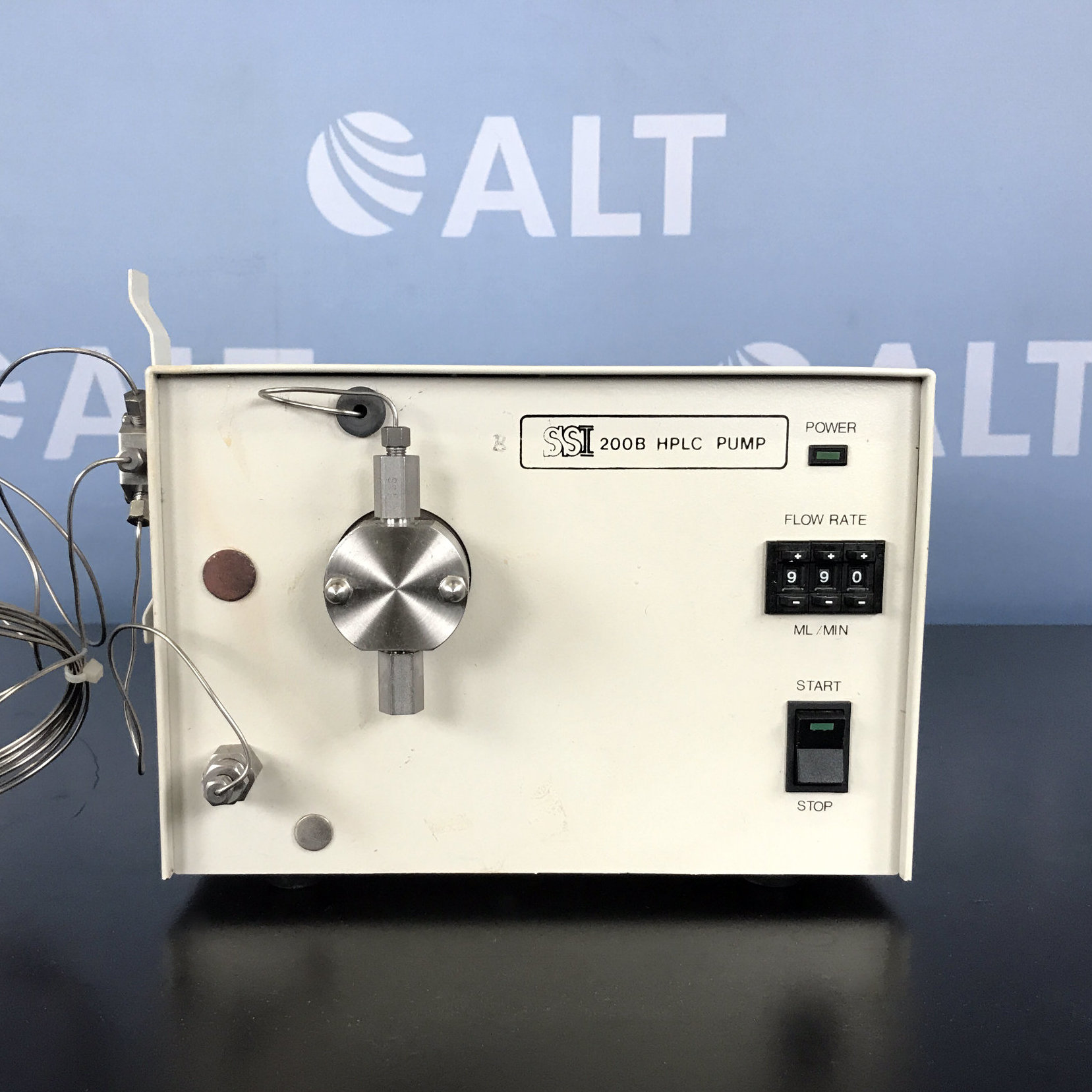 Scientific System Inc 200B HPLC Pump Image