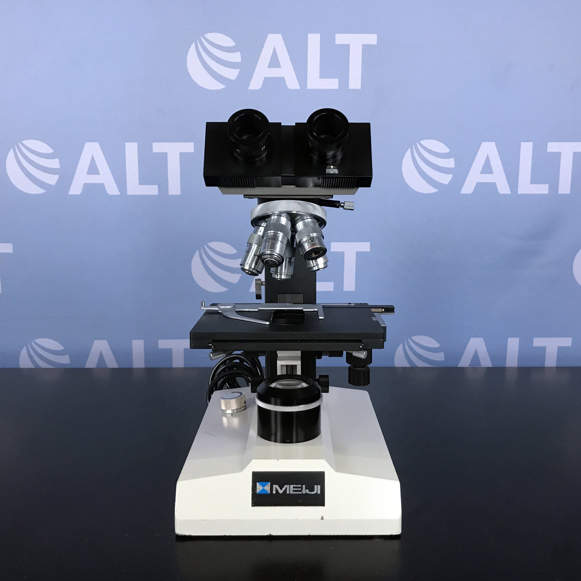 Meiji ML-POL Polarizing Microscope Image