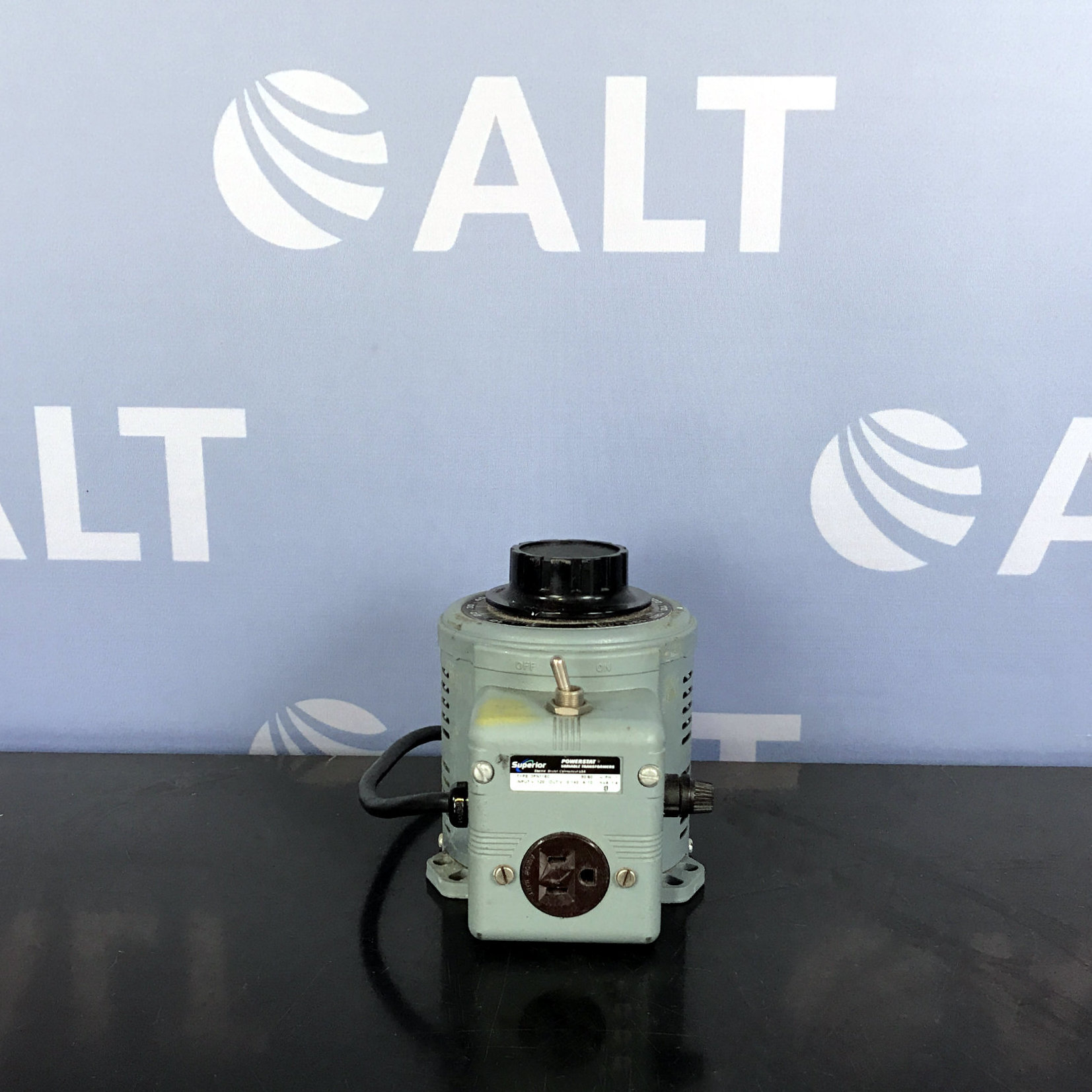 Electric Type 3PN116C Powerstat Variable Transformer Name
