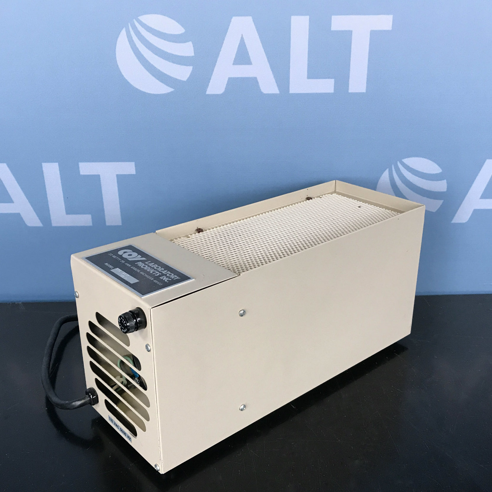 Coy Laboratory Products 8535-027 Unheated Catalyst Box Image