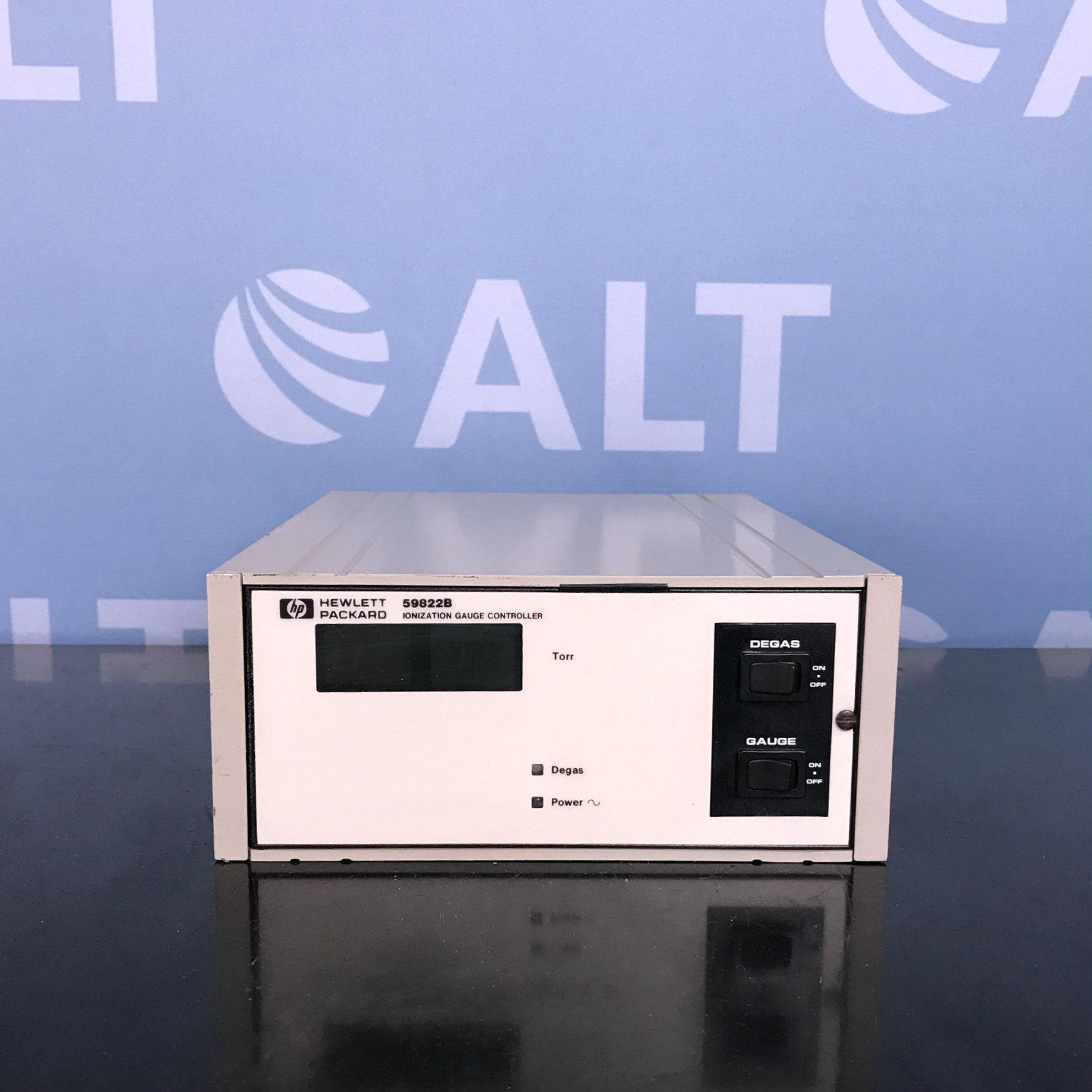 Hewlett Packard HP 59822B Ionization Gauge Controller Image