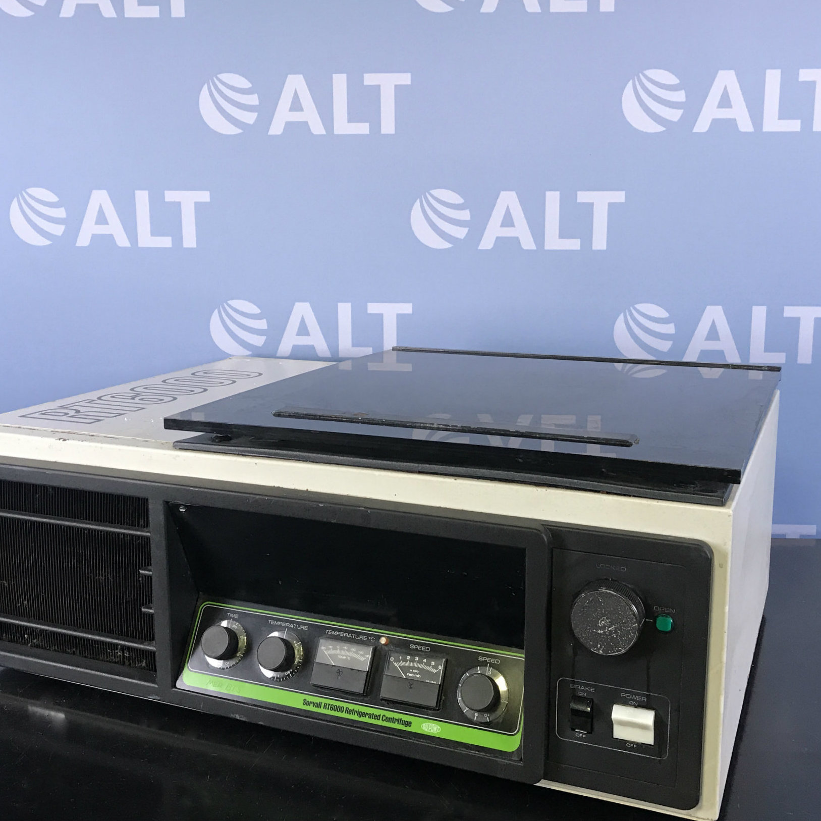 Sorvall RT6000 Refrigerated Centrifuge Image