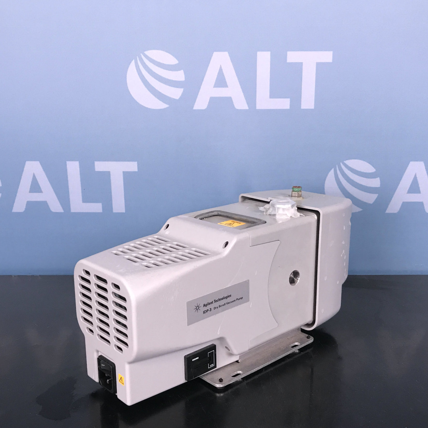 Agilent Technologies IDP-3 Dry Scroll Vacuum Pump Image