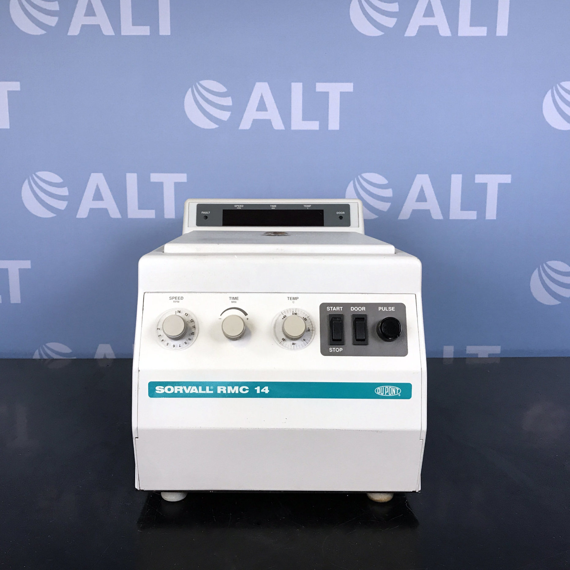 Sorvall/Dupont RMC-14 Refrigerated Micro-Centrifuge Image