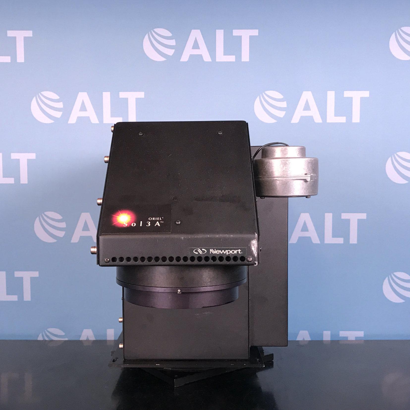 Newport Oriel Sol3A Class AAA Solar Simulator Image