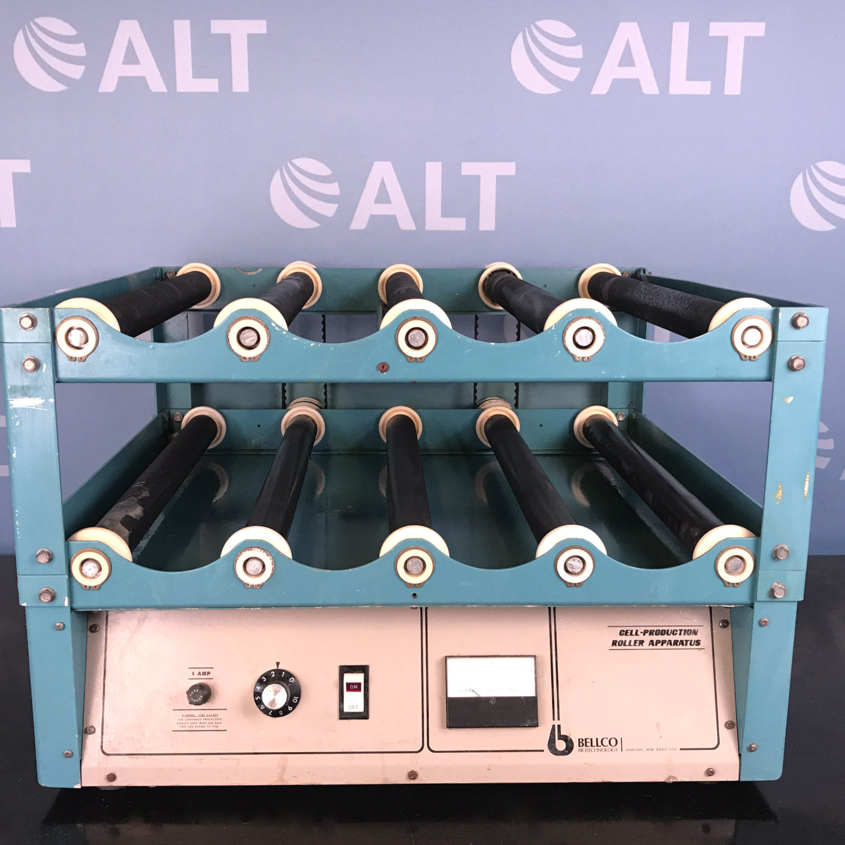Bellco Biotechnology Cell-Production Roller Apparatus Image
