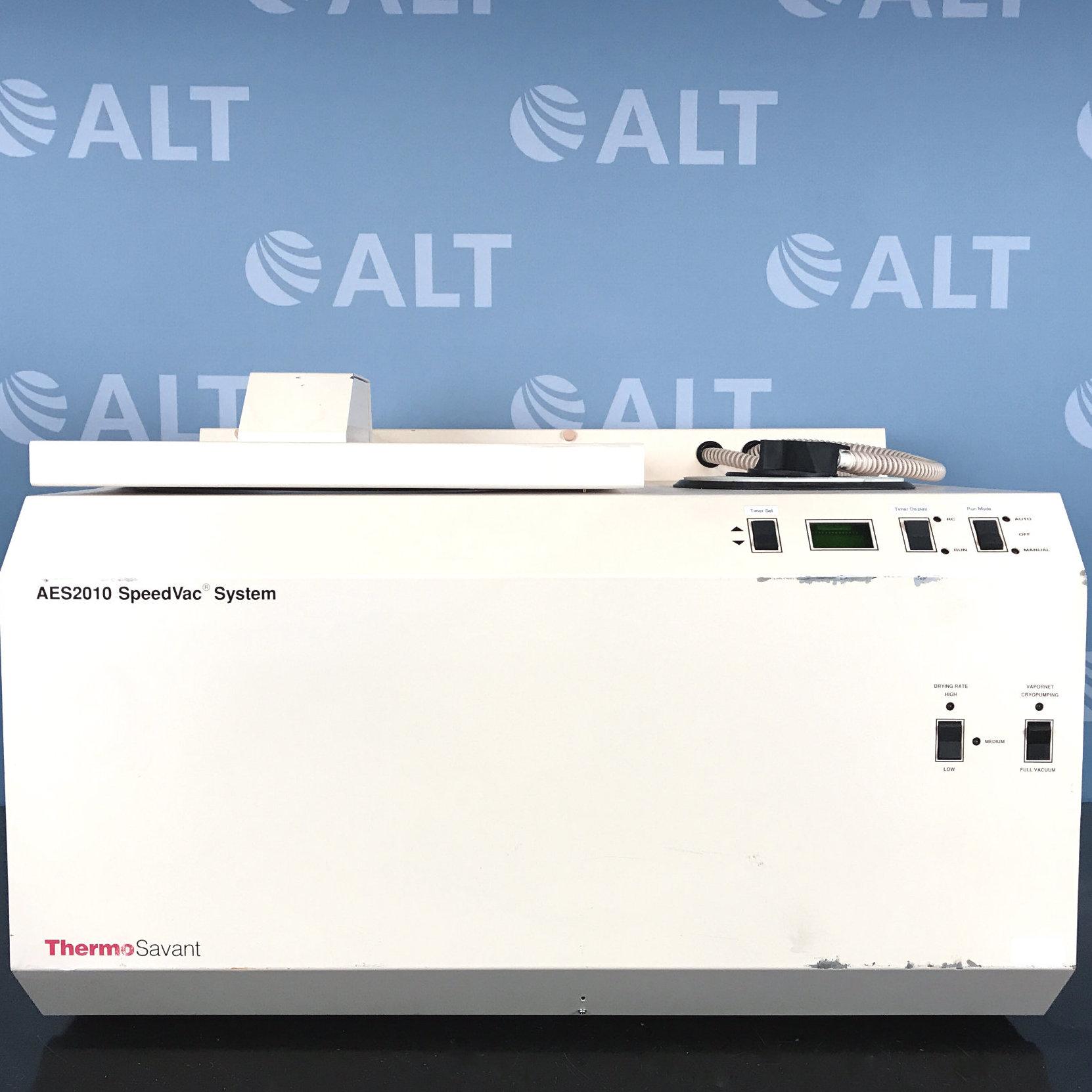 Thermo / Savant AES2010-220 Centrifugal Evaporator Image