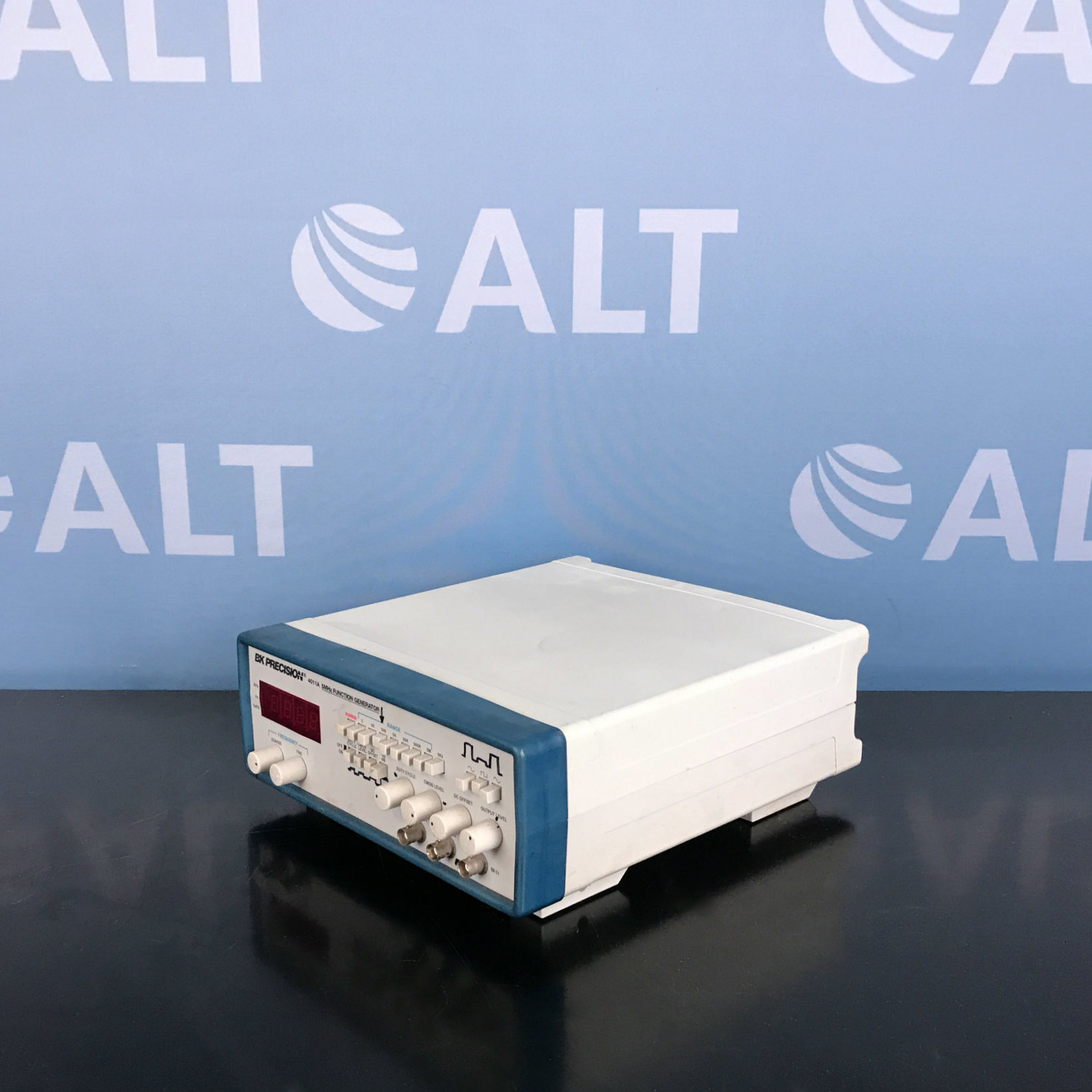 4011A 5 MHz Function Generator Name