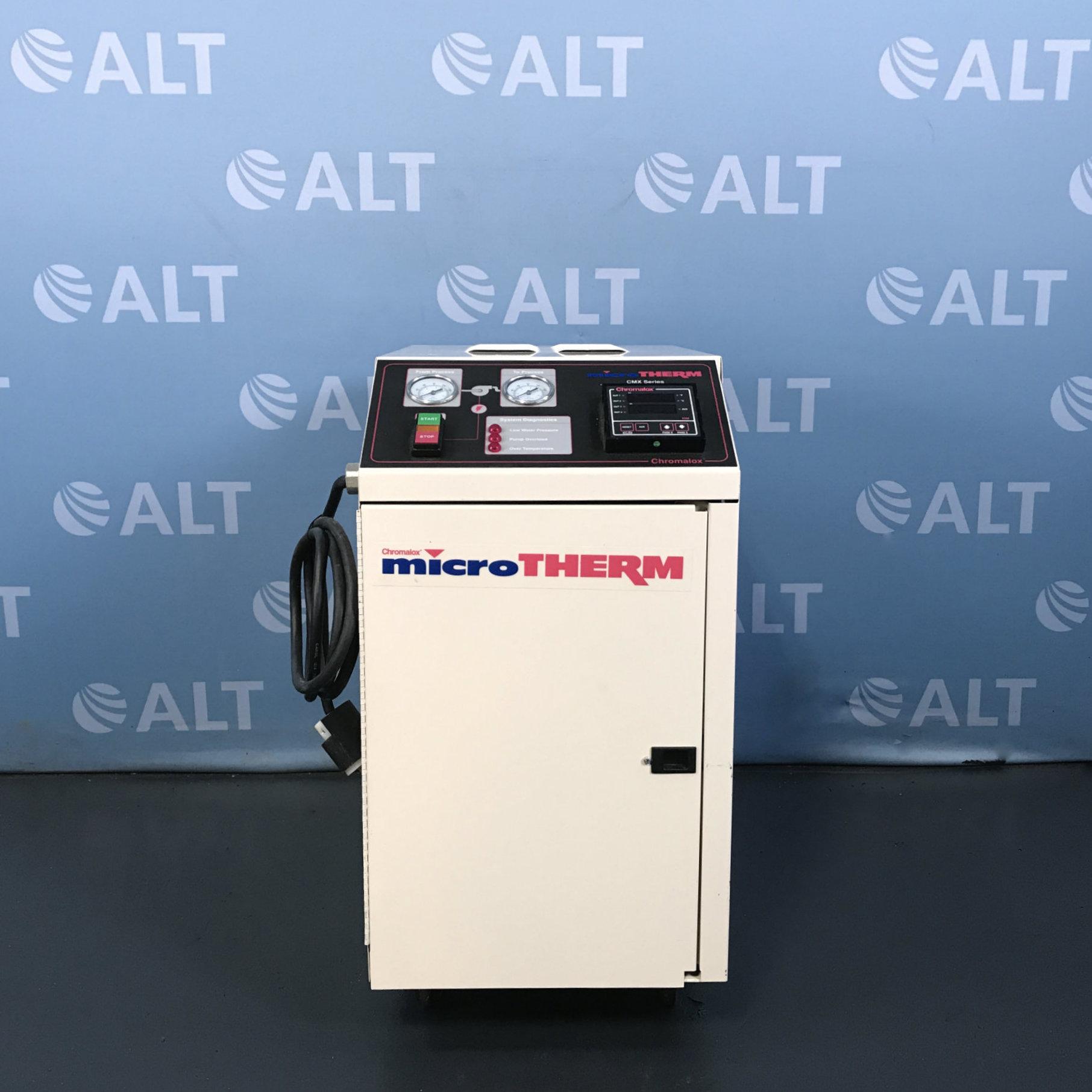 CMX 250 Circulating Water Temperature Controller  Name