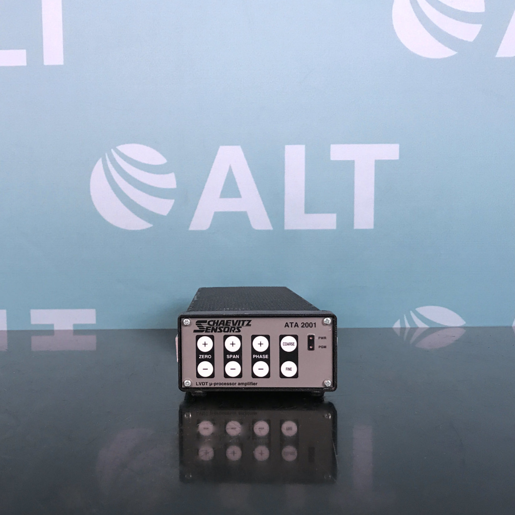 ATA-2001 LVDT Amplifier Name