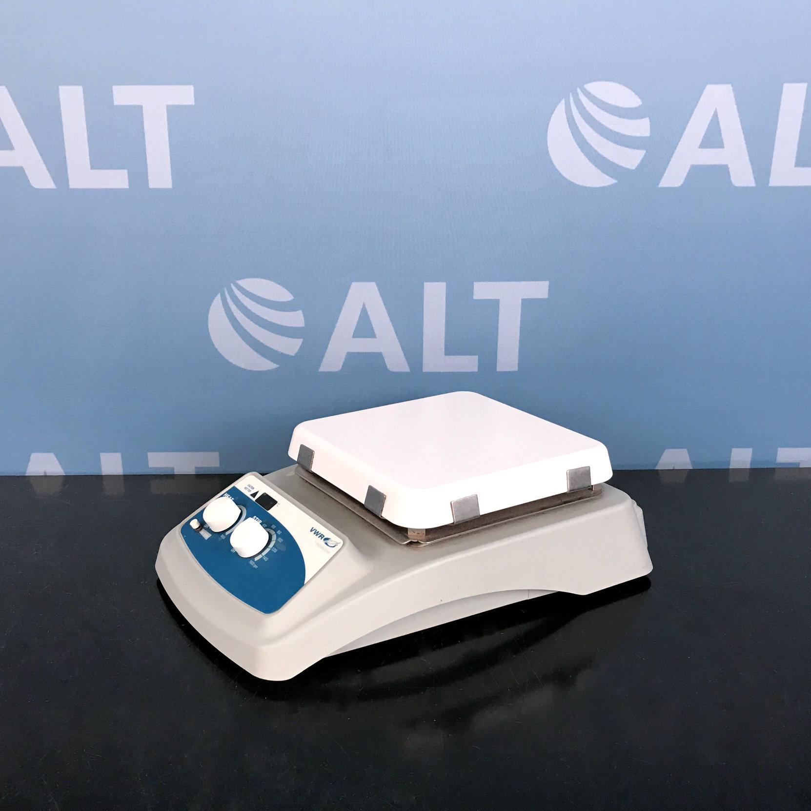VWR Digital Hot Plate Stirrer 7