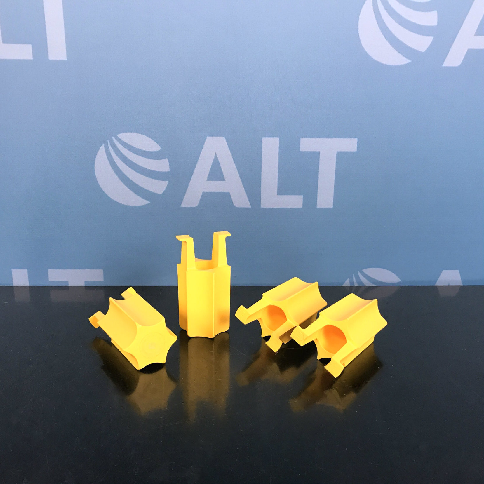ADAPTERS - YELLOW - 1 x 50ml TUBE (SET 4) 34159-3017B Name