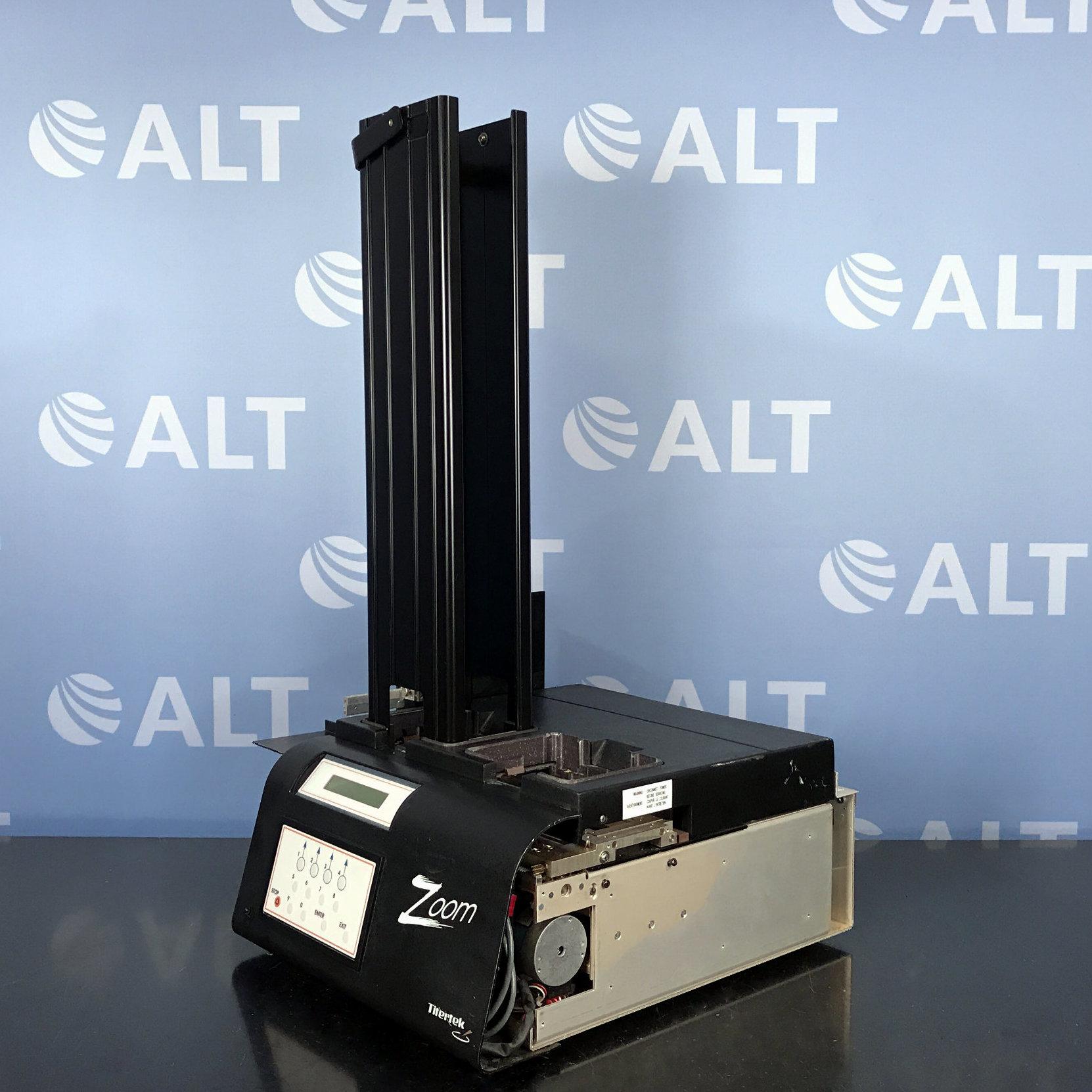 Titertek Instruments ZOOM Multidrop 384 Titertek 547 With a DigiFlex Image