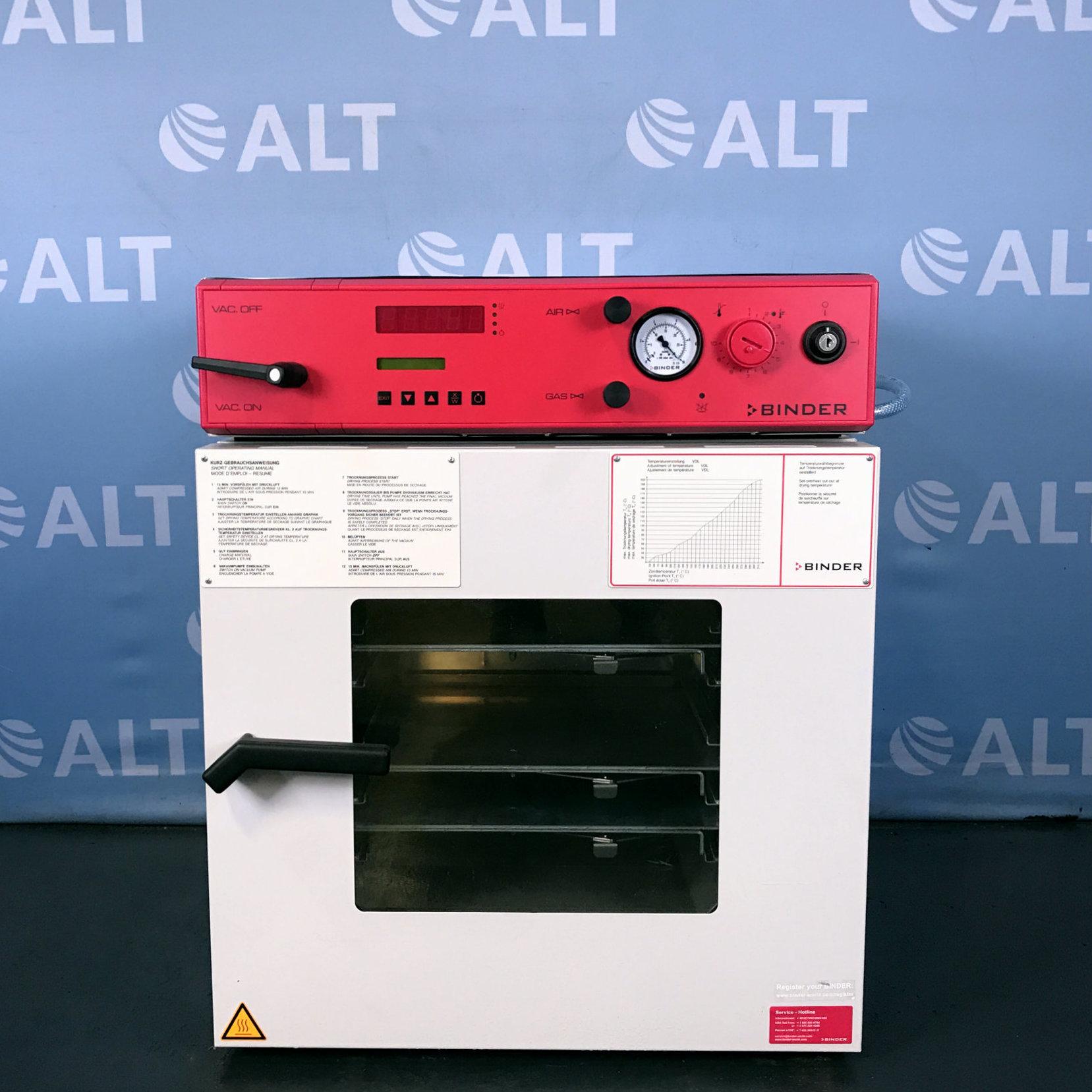 Series VDL 53 - Vacuum Drying Chamber (Refurbished) Name