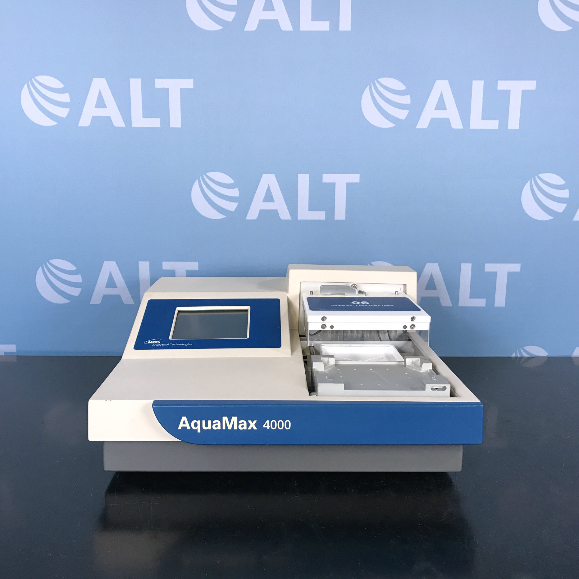 MDS Analytical Technologies AquaMax 4000 Microplate Washer with 96 Well Image
