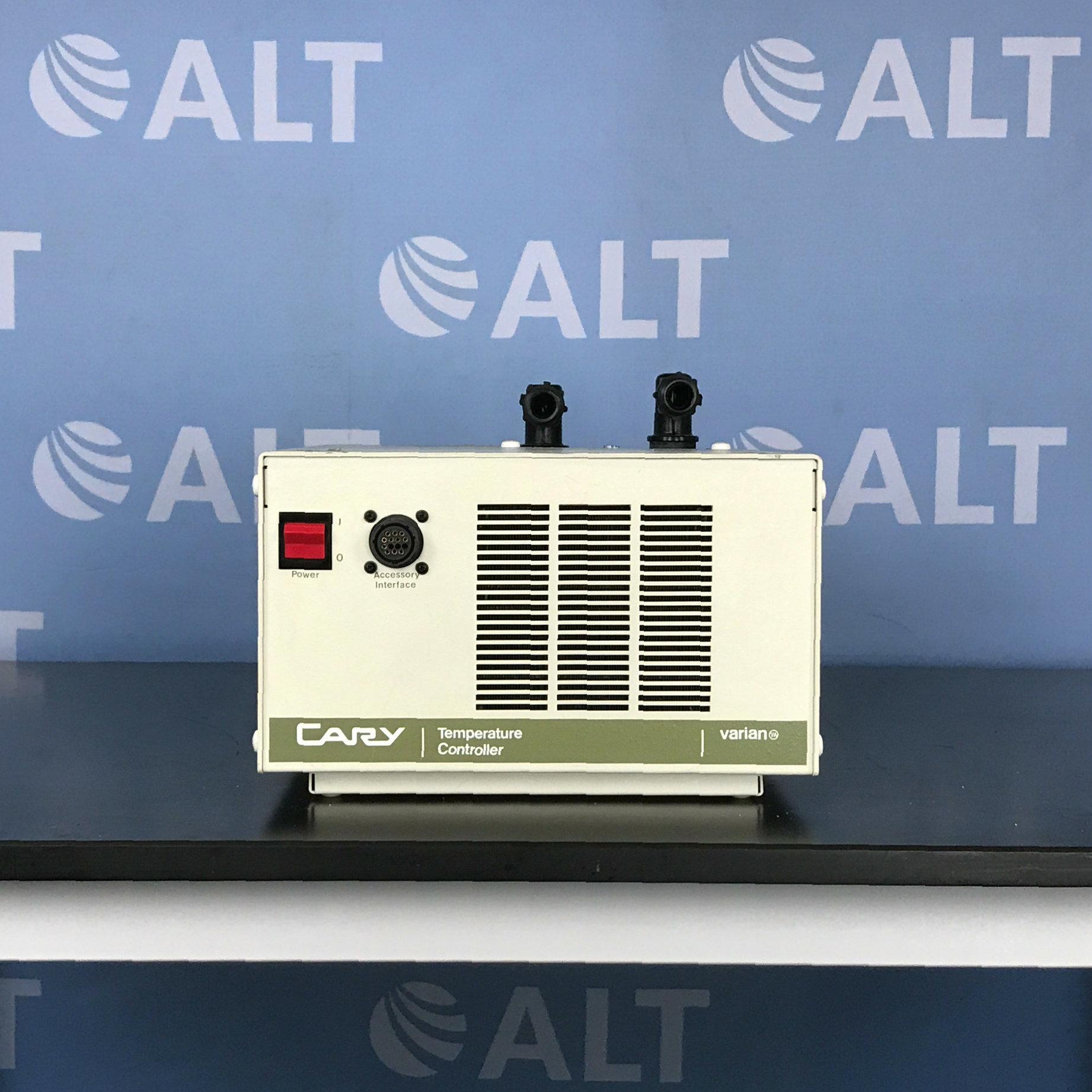 Cary Temperature Controller Name
