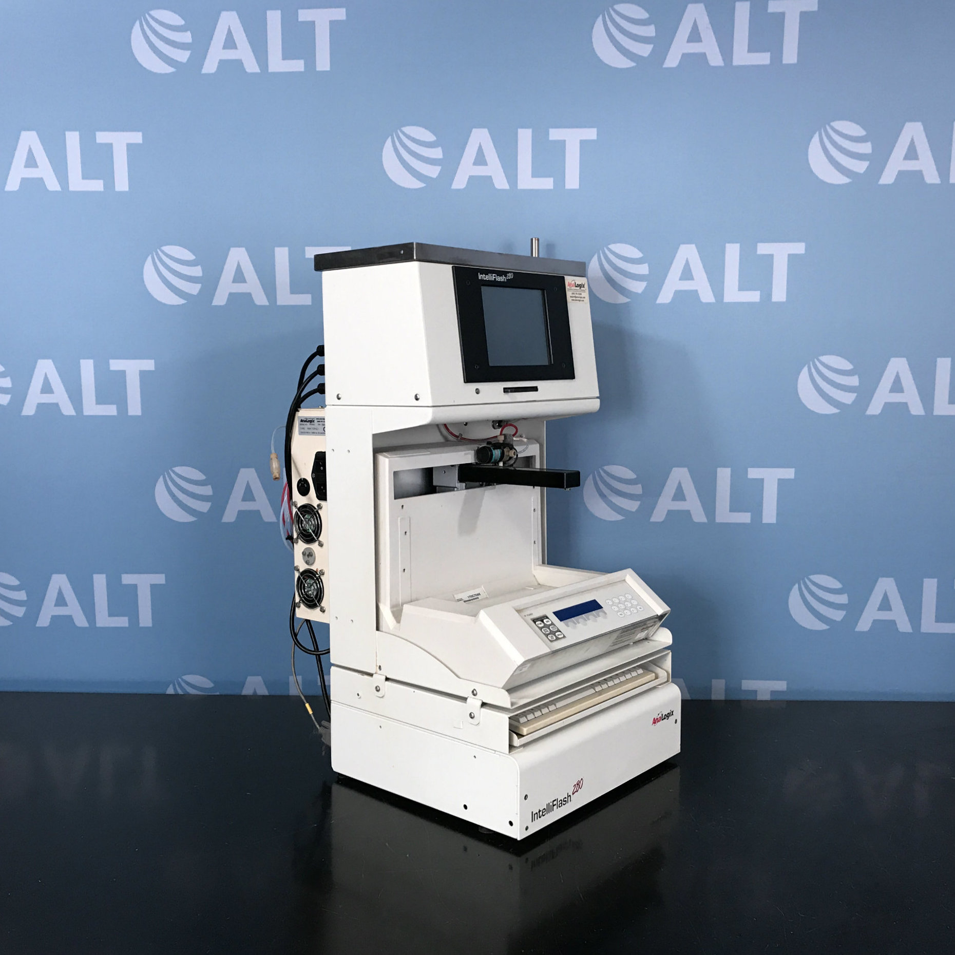 Analogix IntelliFlash 280 System Flash Chromatography Workstation Image