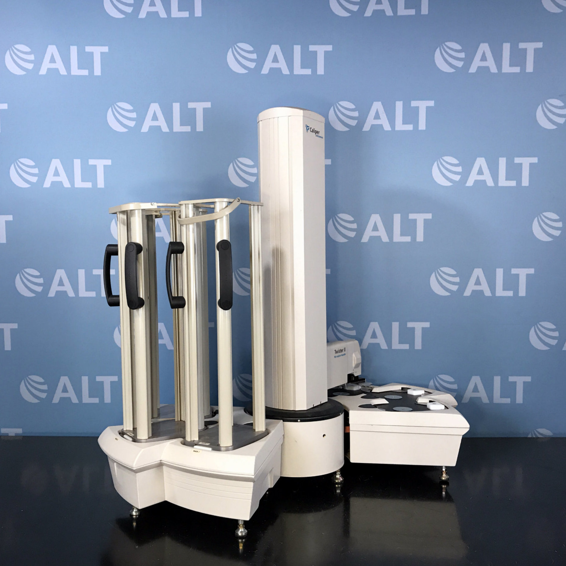 Caliper Life Sciences Twister II Microplate Handler 6-stack base Image
