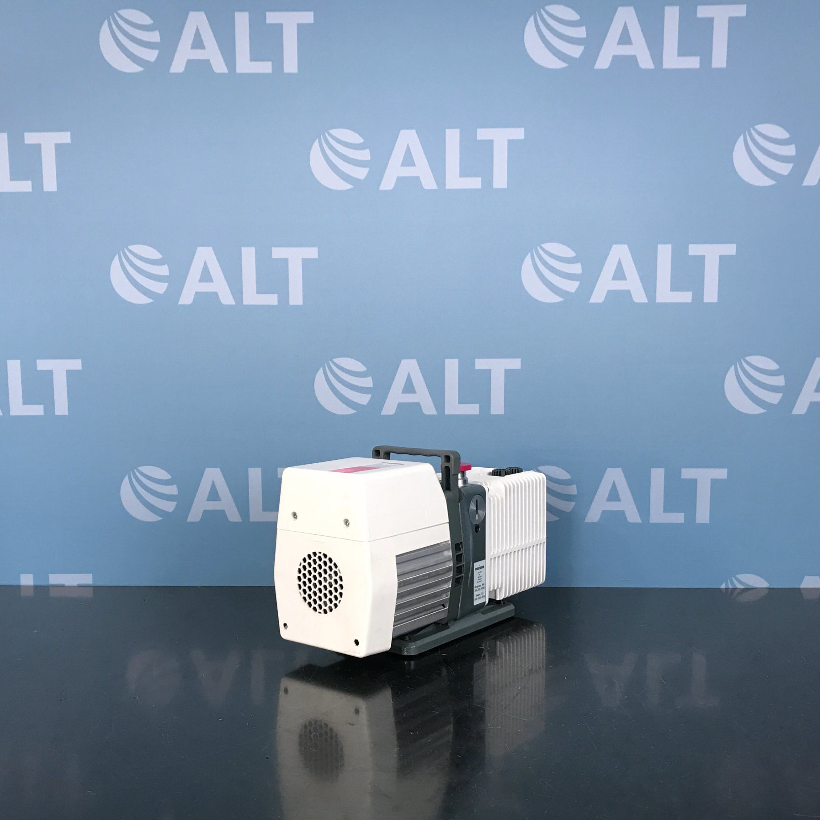 Alcatel Adixen 2010 SD Pascal Dual Stage Rotary Vane Vacuum Pump Image