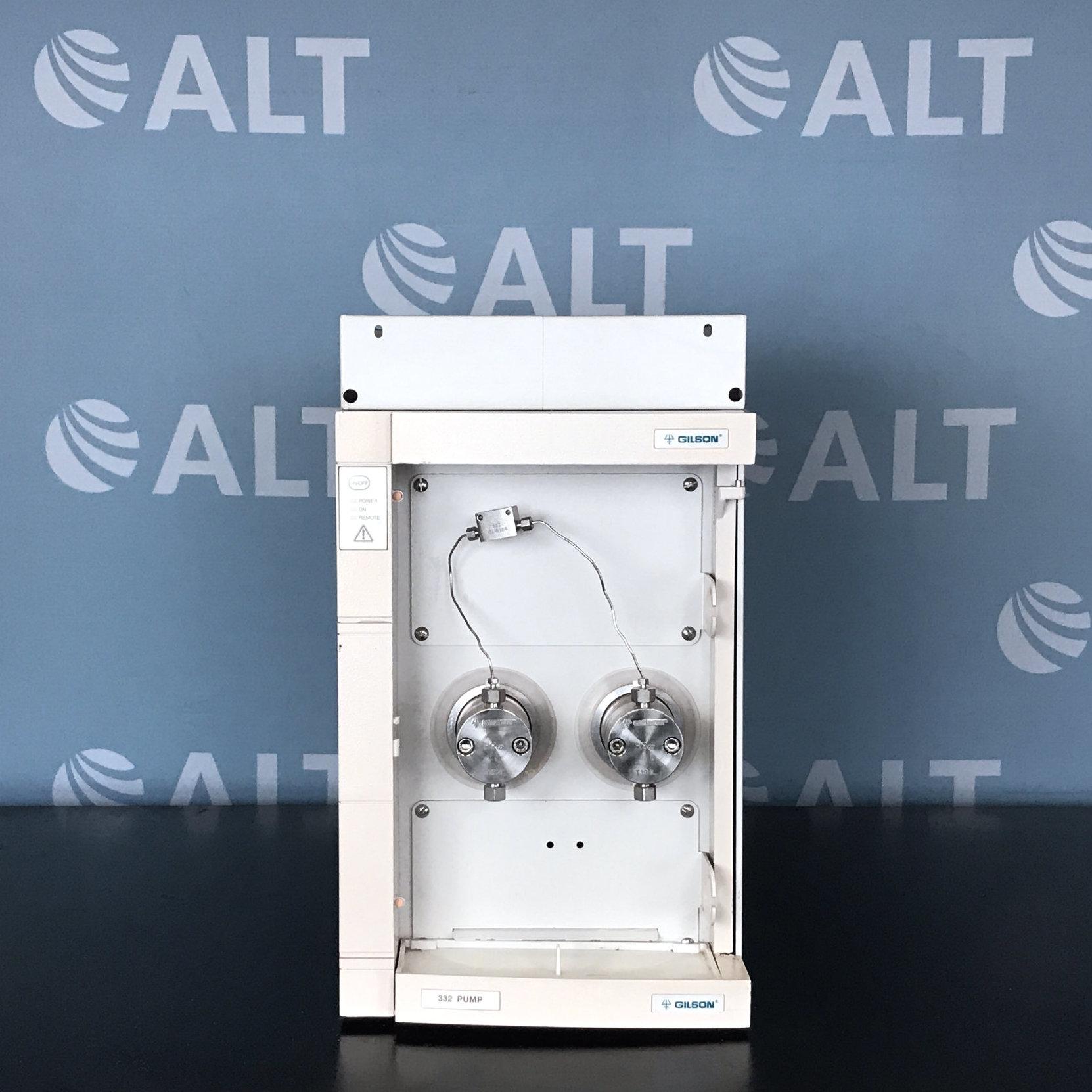 Gilson 332 Semi Preparative Multi Solvent Pump Image