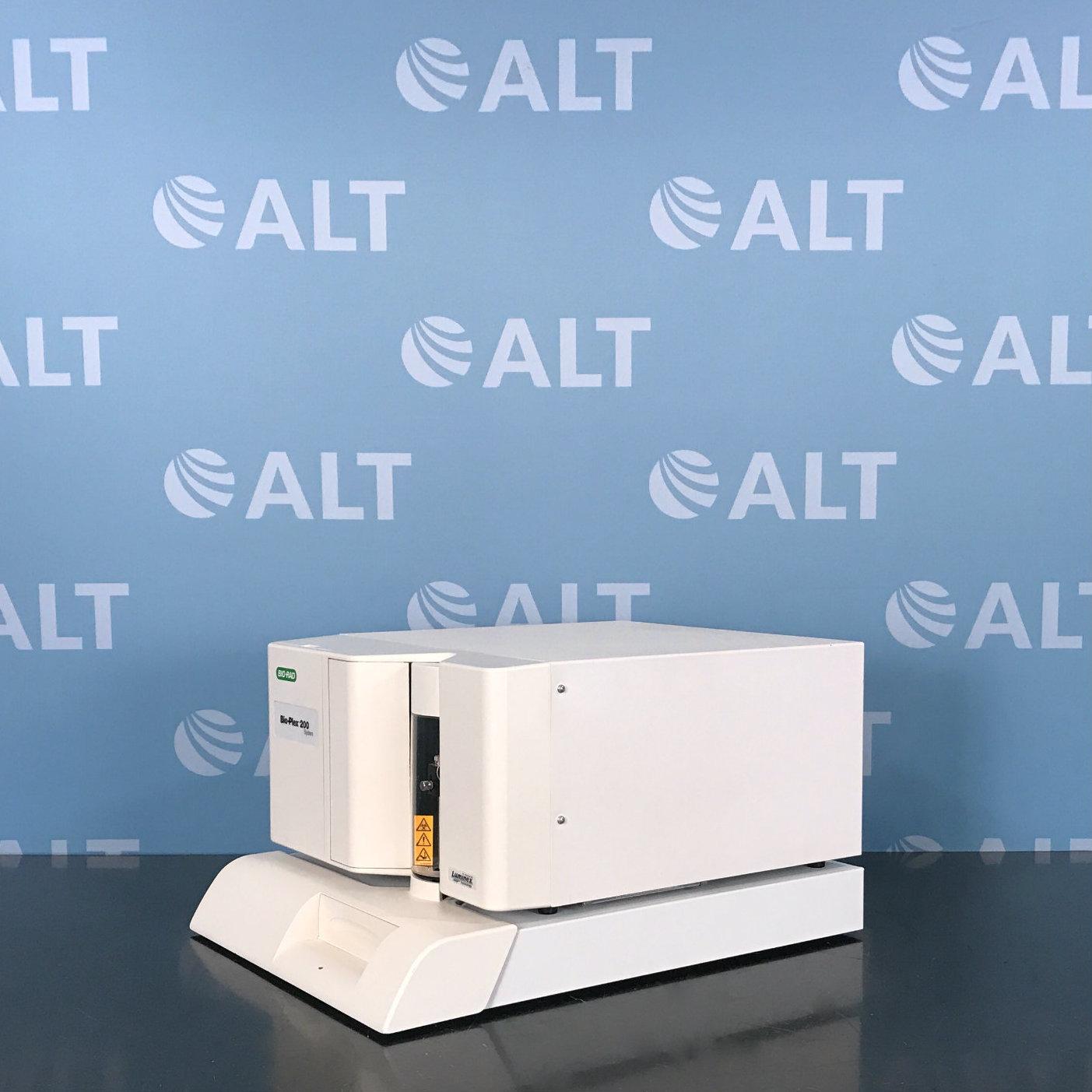 Bio-Rad Bio-Plex 200 System with HTF Image
