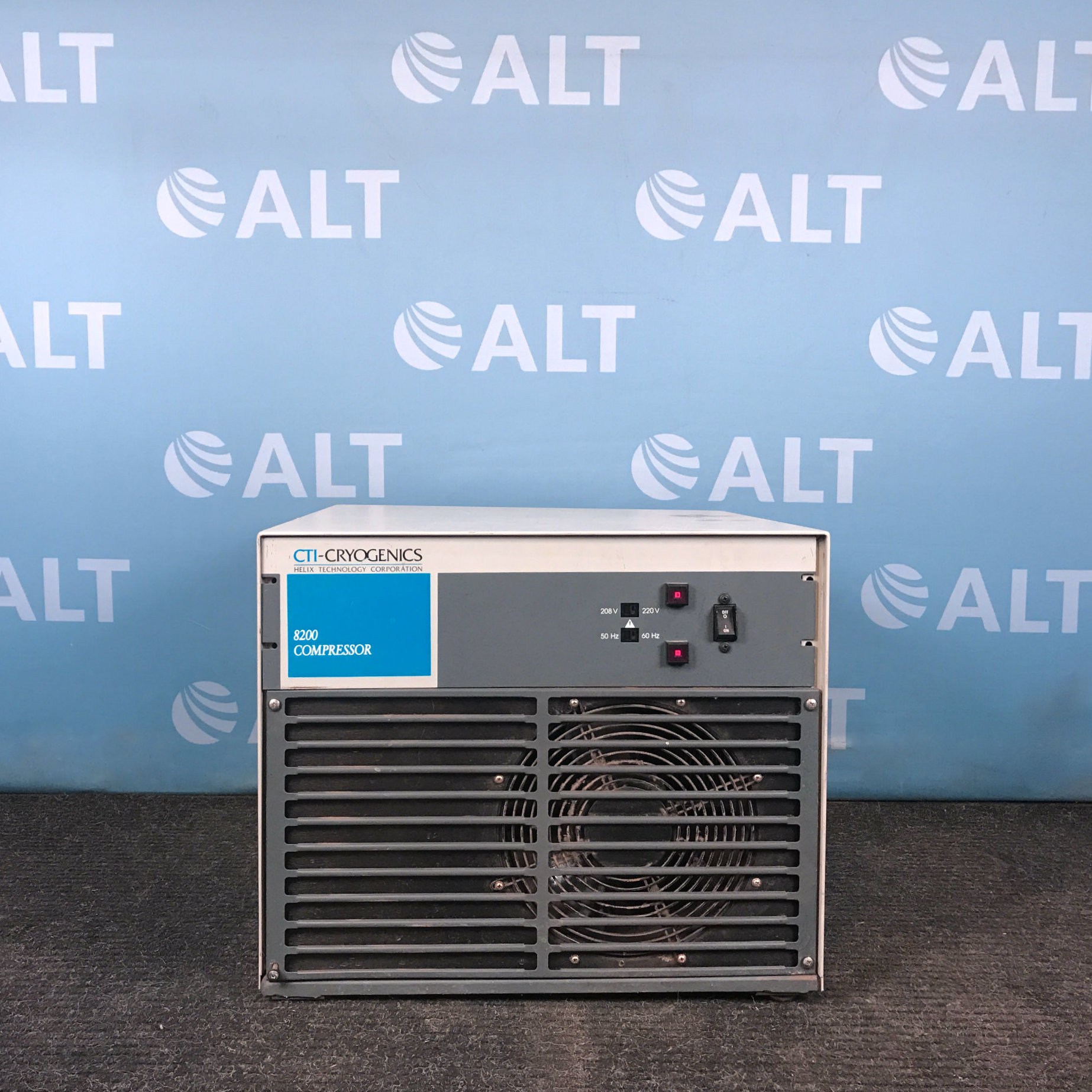 CTI-Cryogenics  8200 Compressor  Image