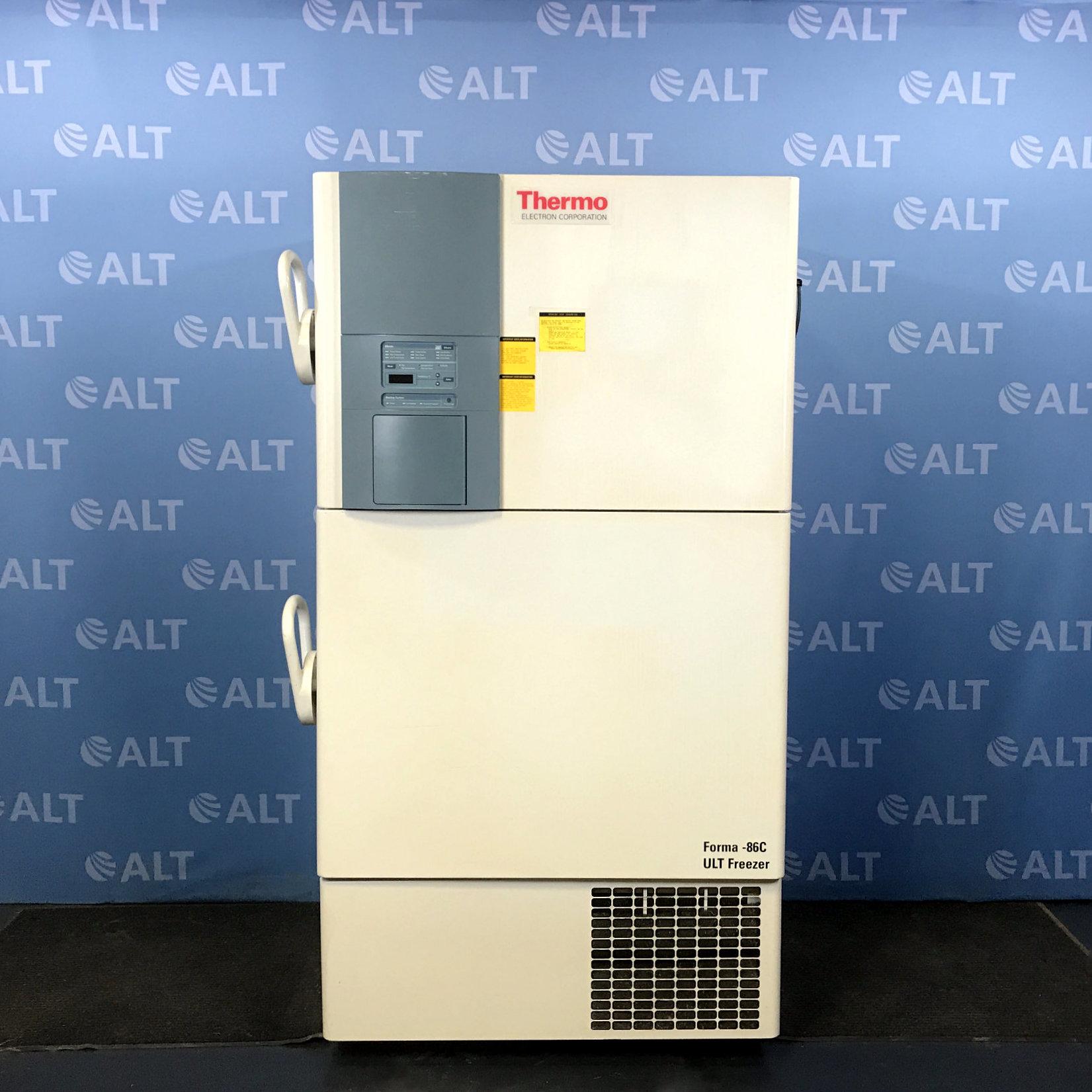 Thermo Forma Model 995 -86C Double Door Ultra-Low Freezer Image