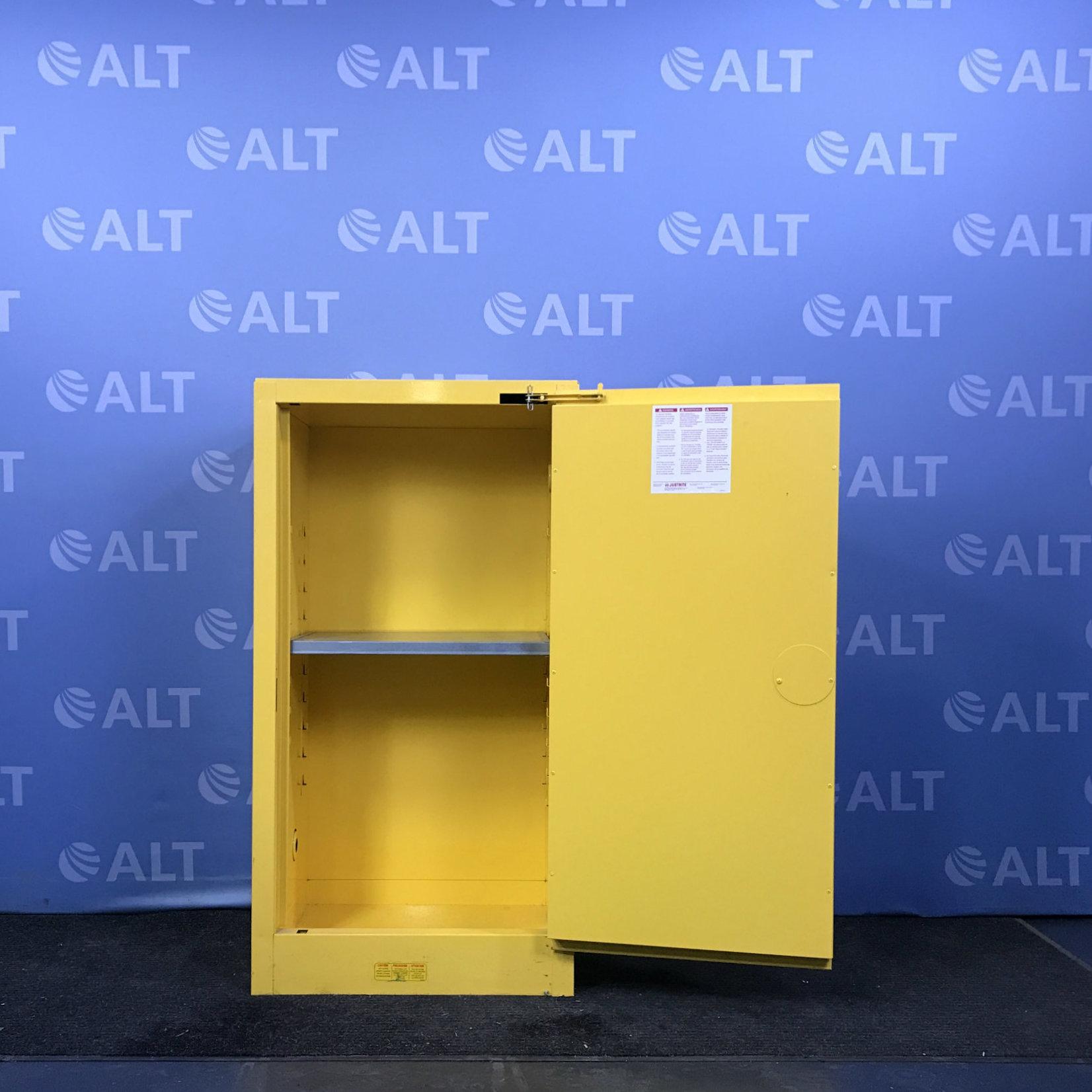 Justrite 25317 Flammable Liquid Storage Cabinet 15 Gal Image