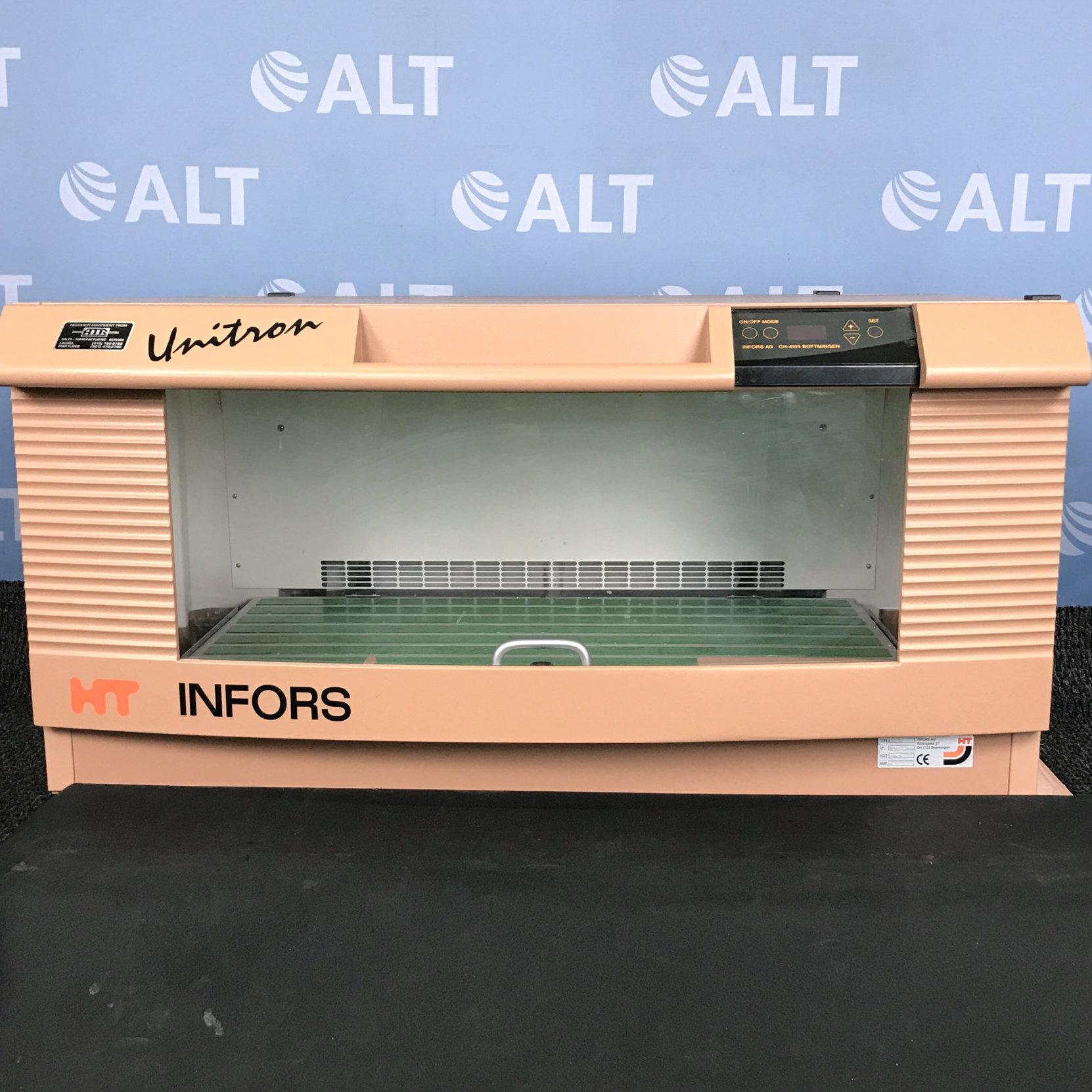 Infors HT 1300002 Unitron Incubator Shaker Image