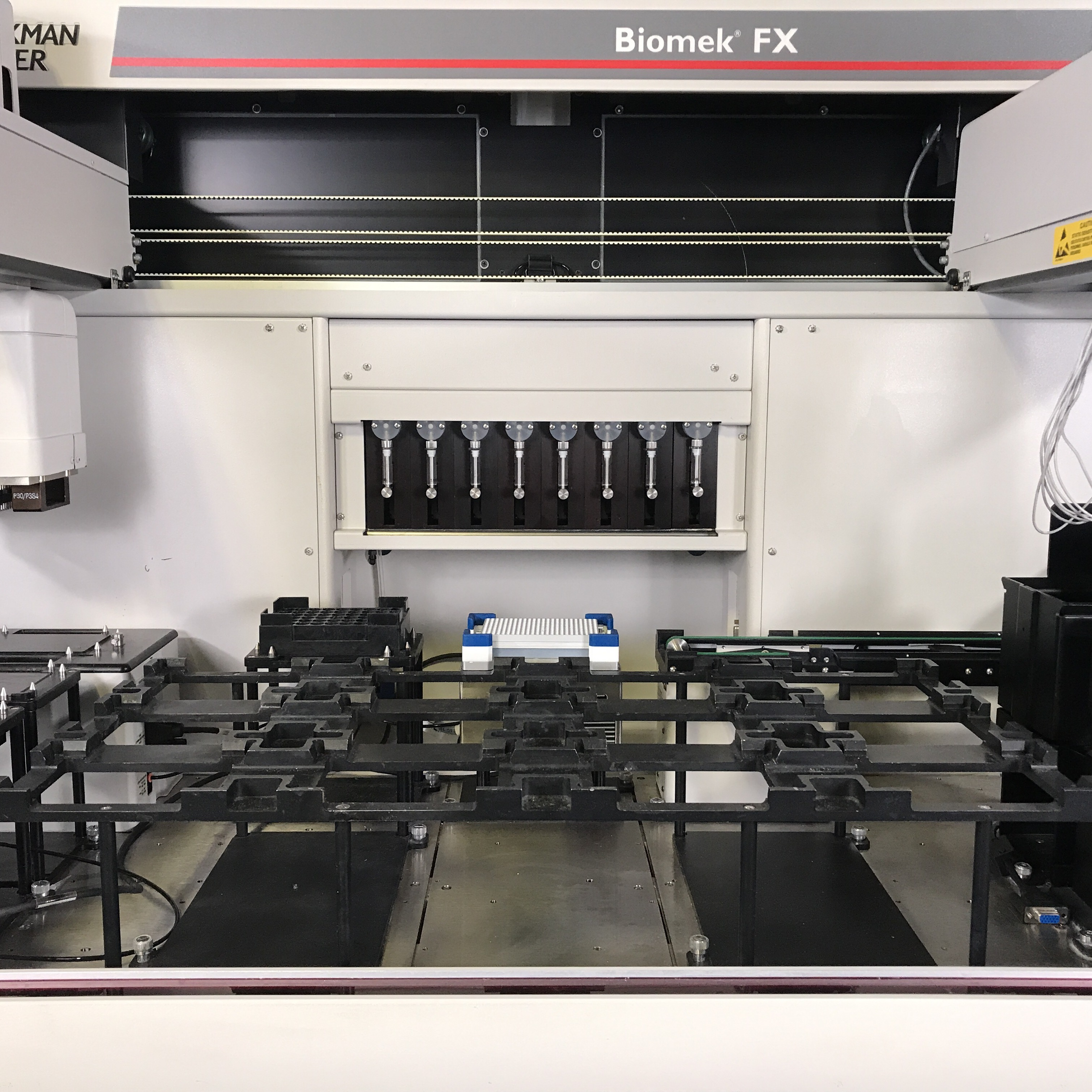 Beckman Coulter Biomek FX Laboratory Automation Workstation Image